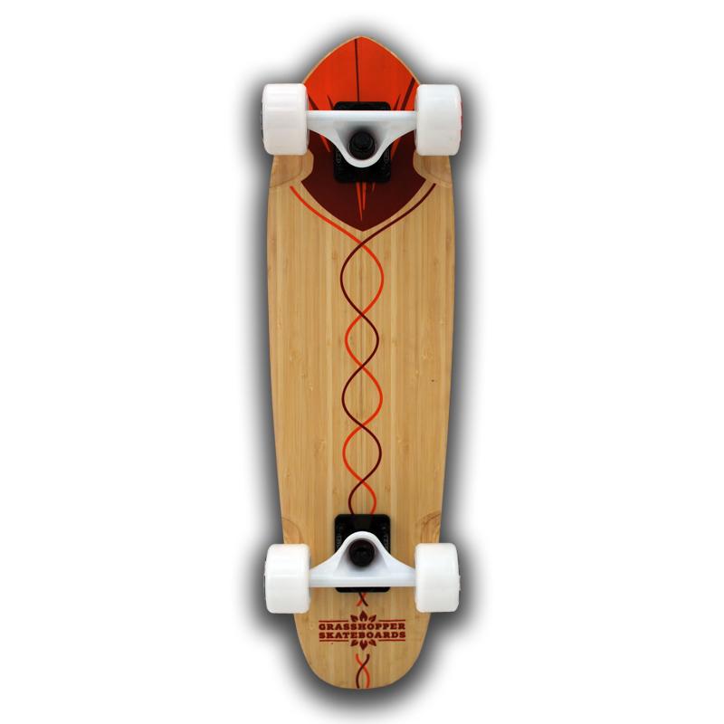 Grasshopper-Skateboard-Shortboard-Mini-cruiser-street-Complete-bamboo-hemp-Red-pintail-2.jpg