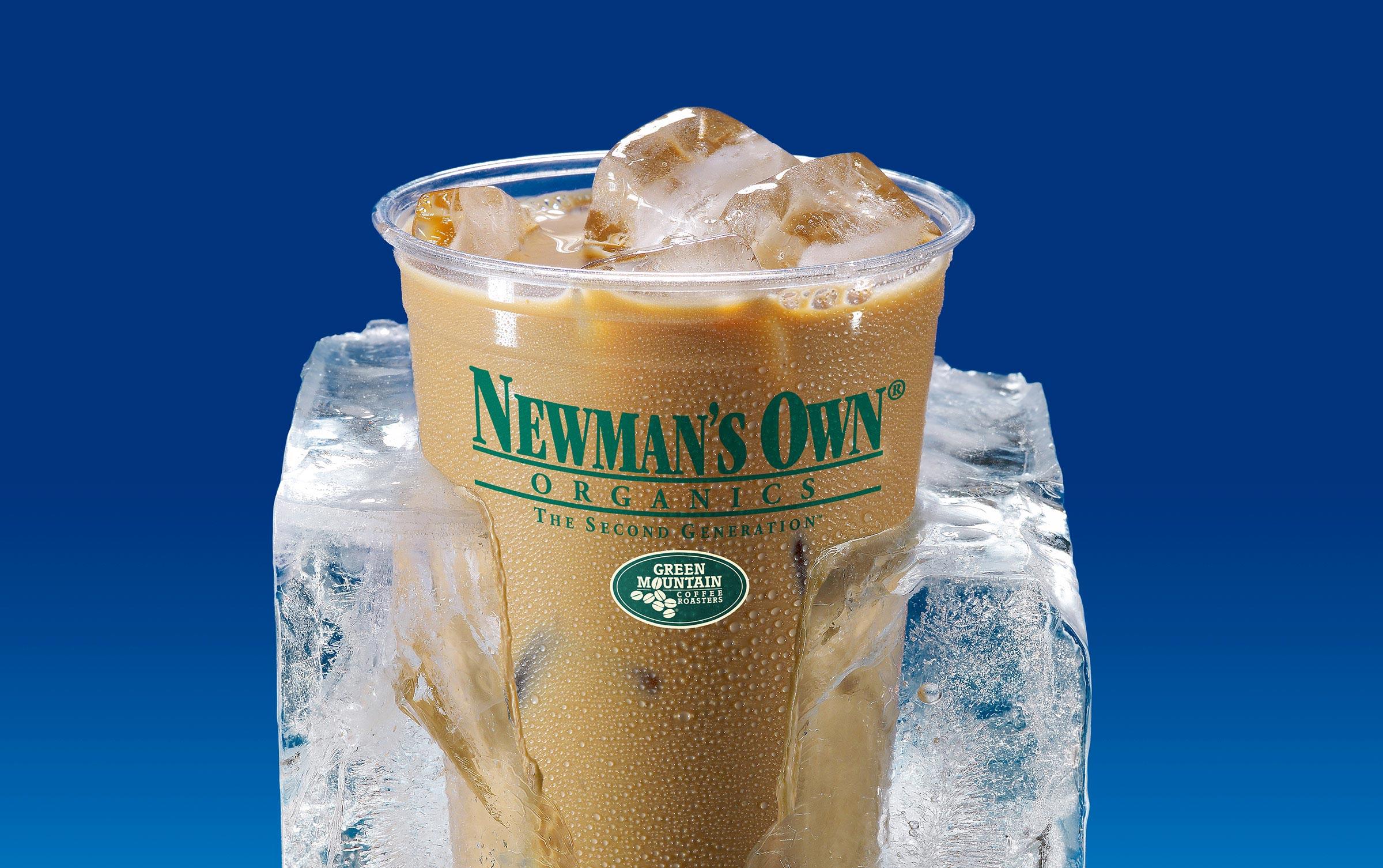McDonalds introduces iced coffee