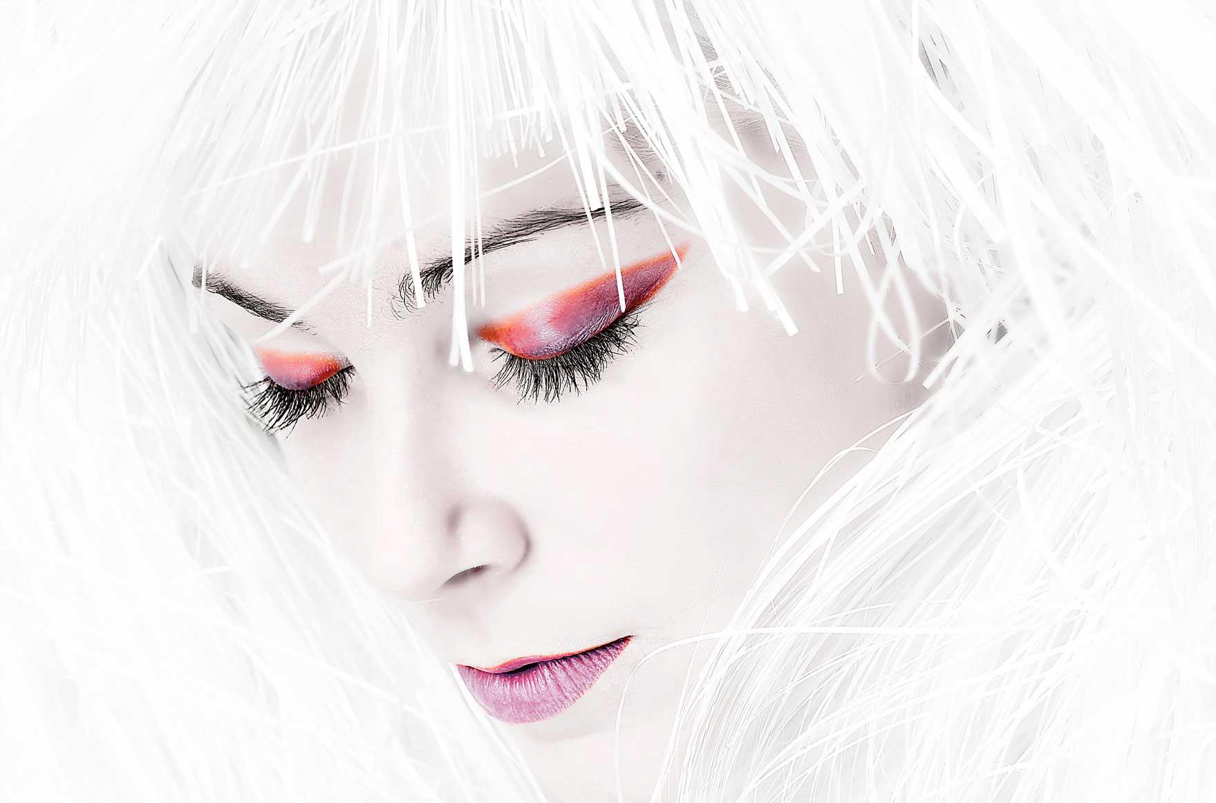 Geisha • digital makeup