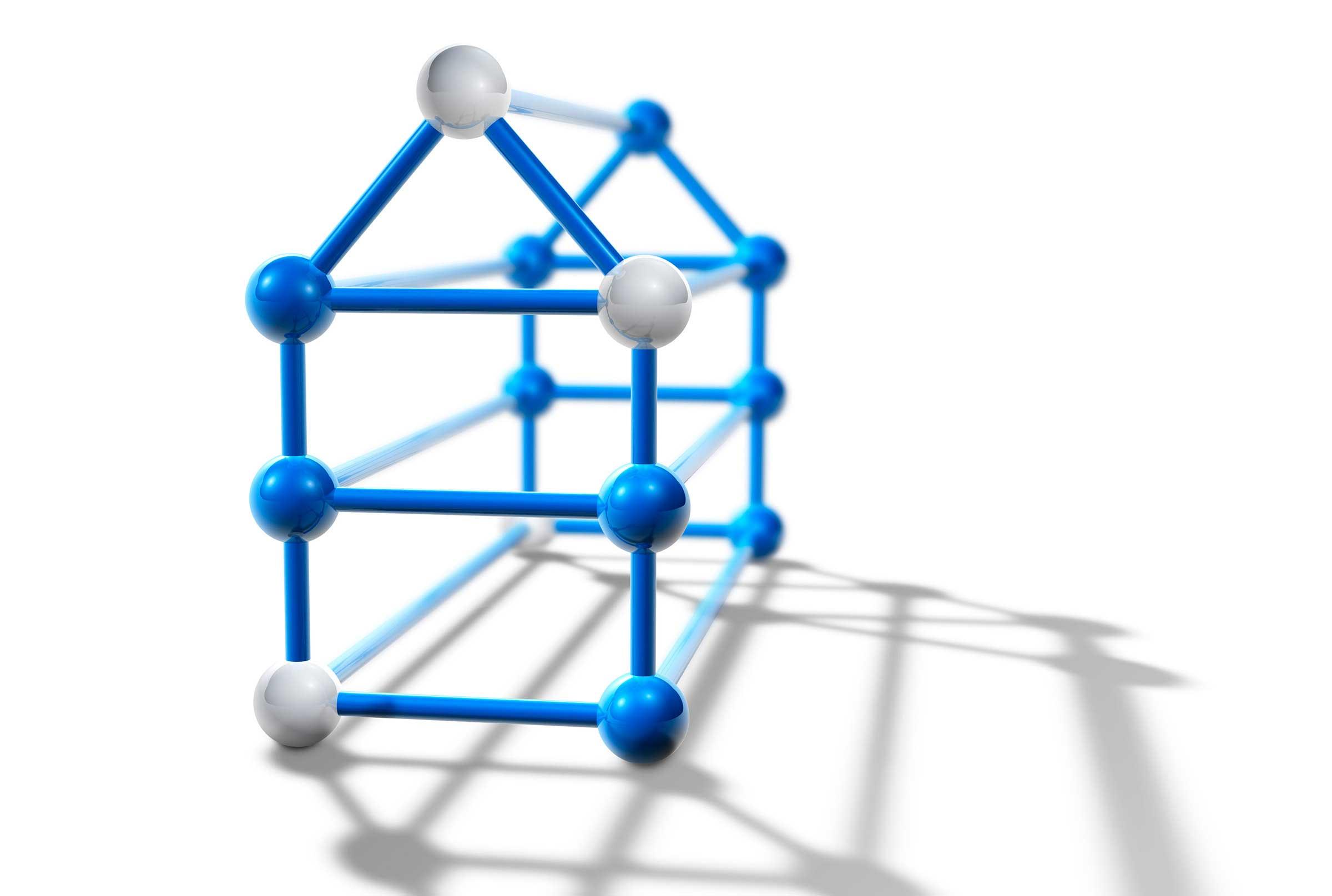 Molecule House