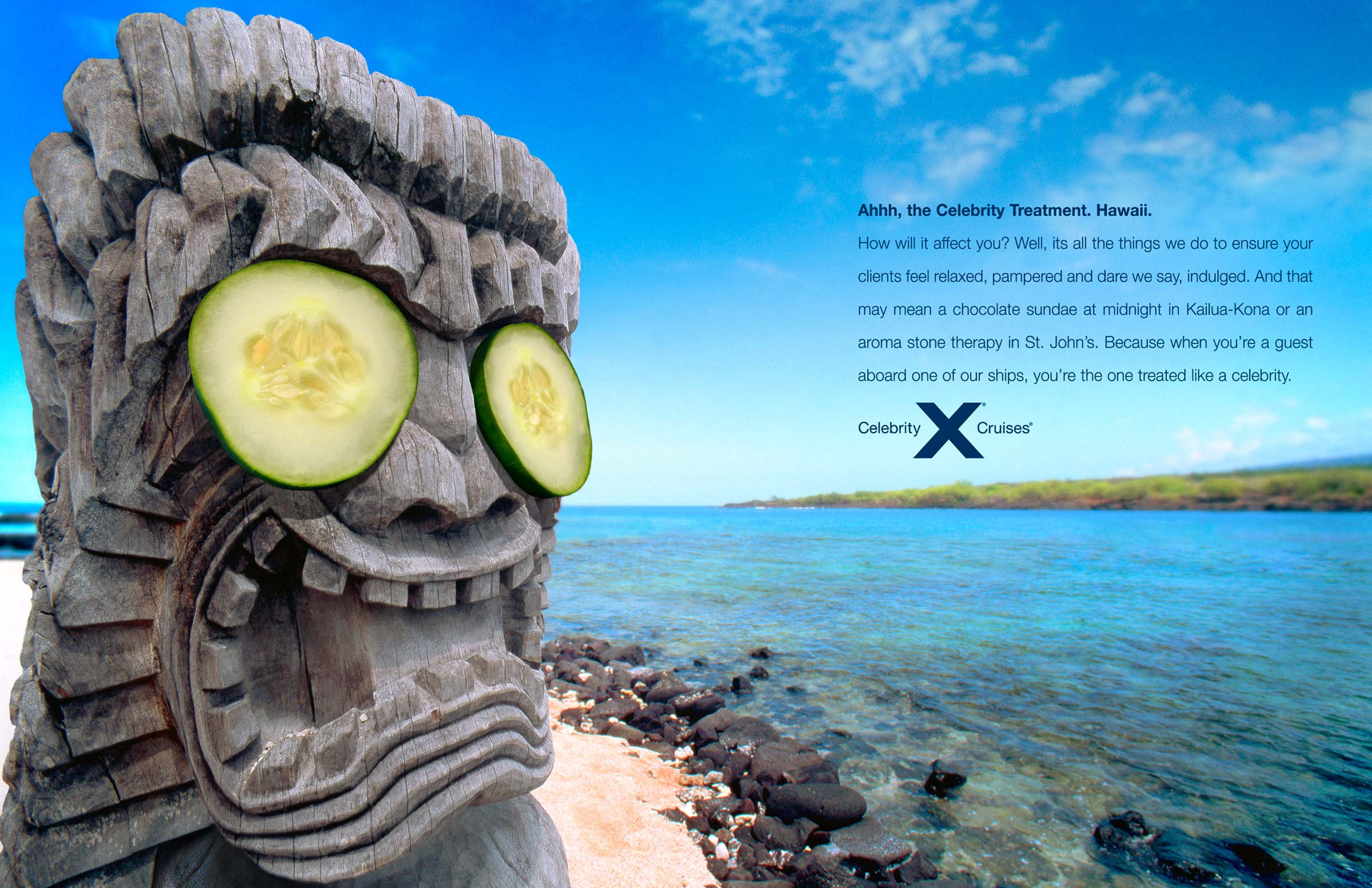 Celebrity Treatment Hawaii