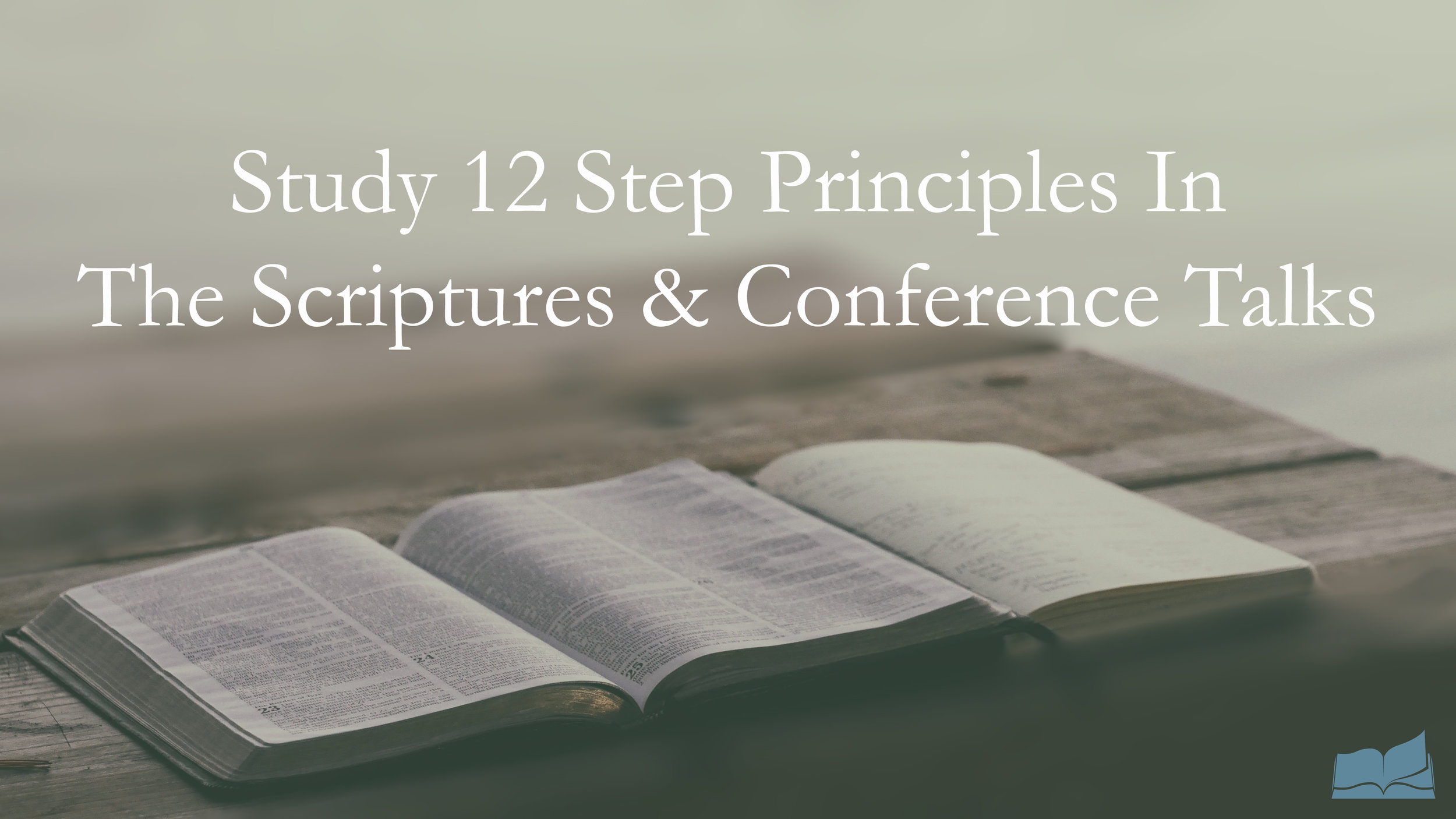 12 Step Scriptures