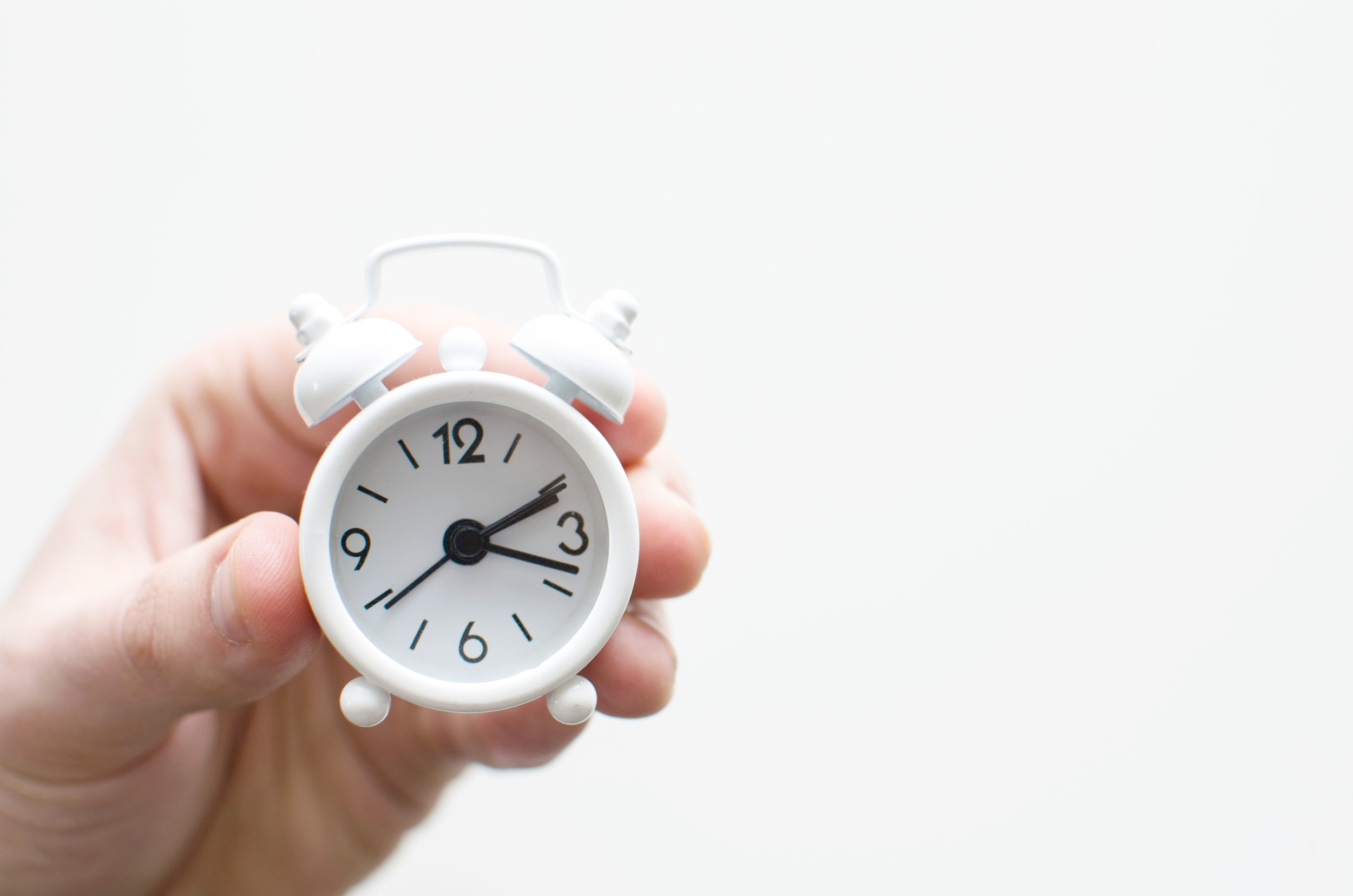 Time - How much time will PM actually take?