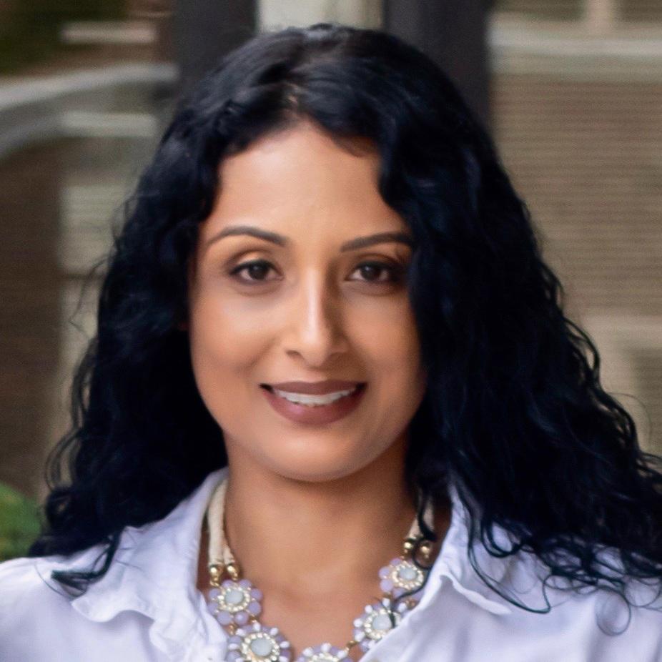 Shazia Manekia - Secretary