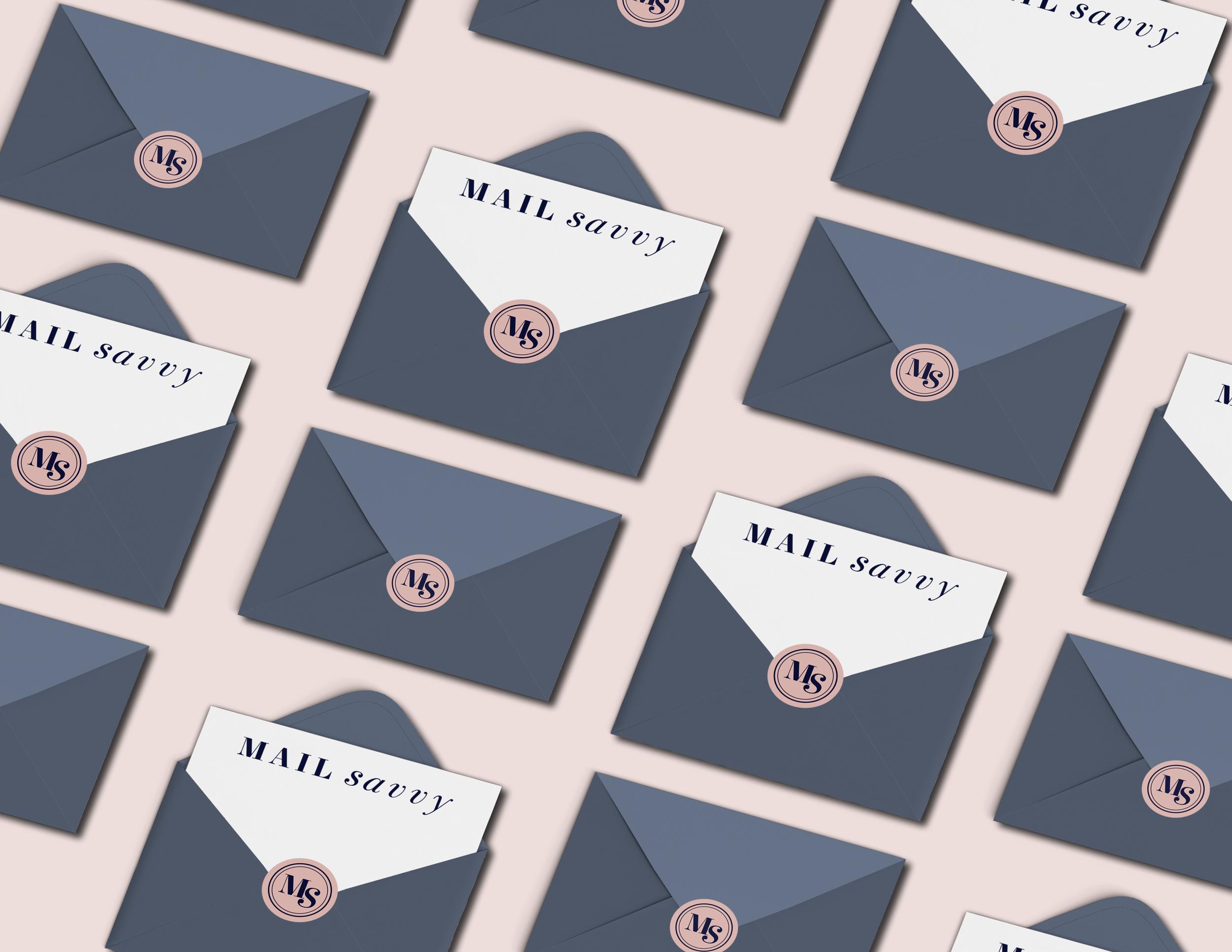 Mail Savvy Mockup - Kira Hyde Creative