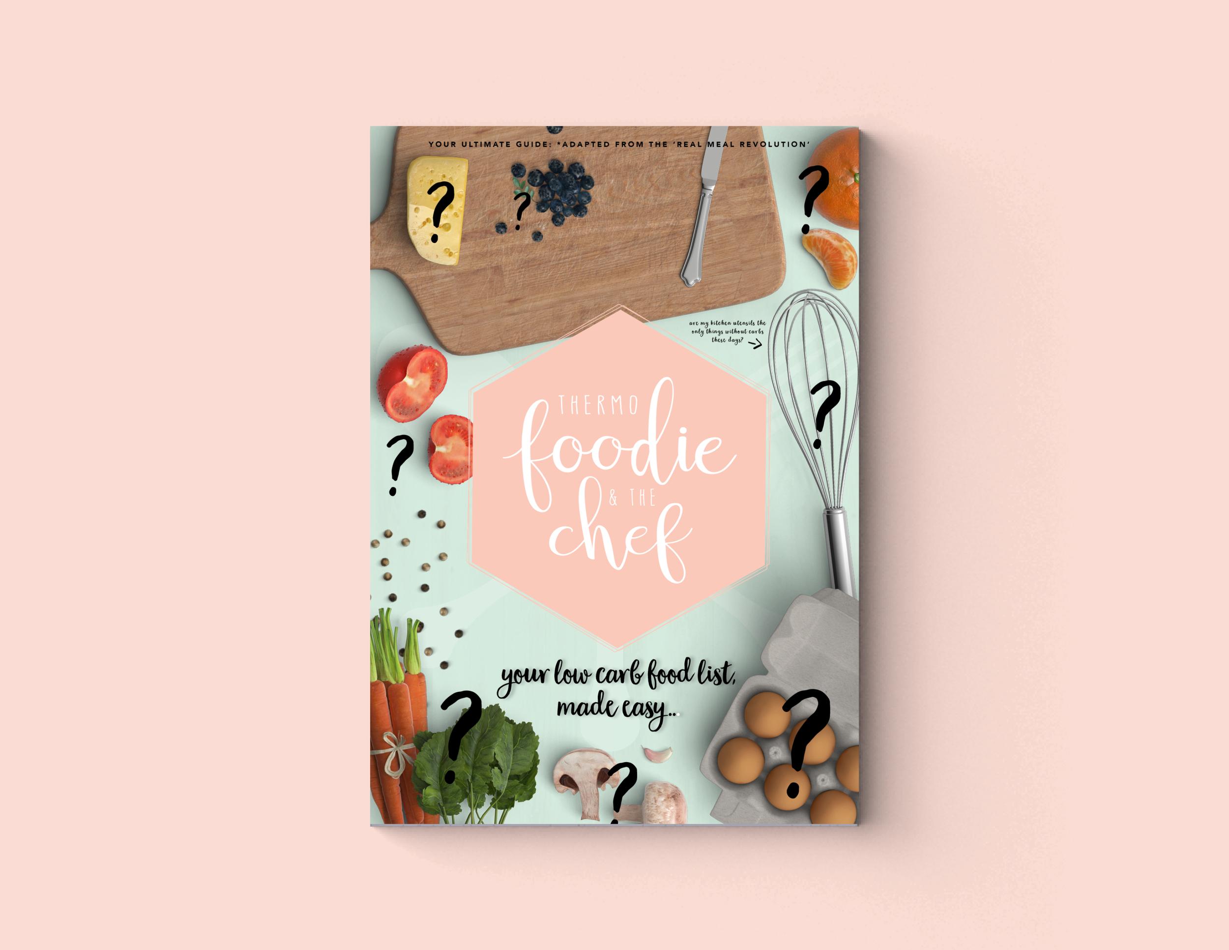 Thermo Foodie Mockups - Kira Hyde