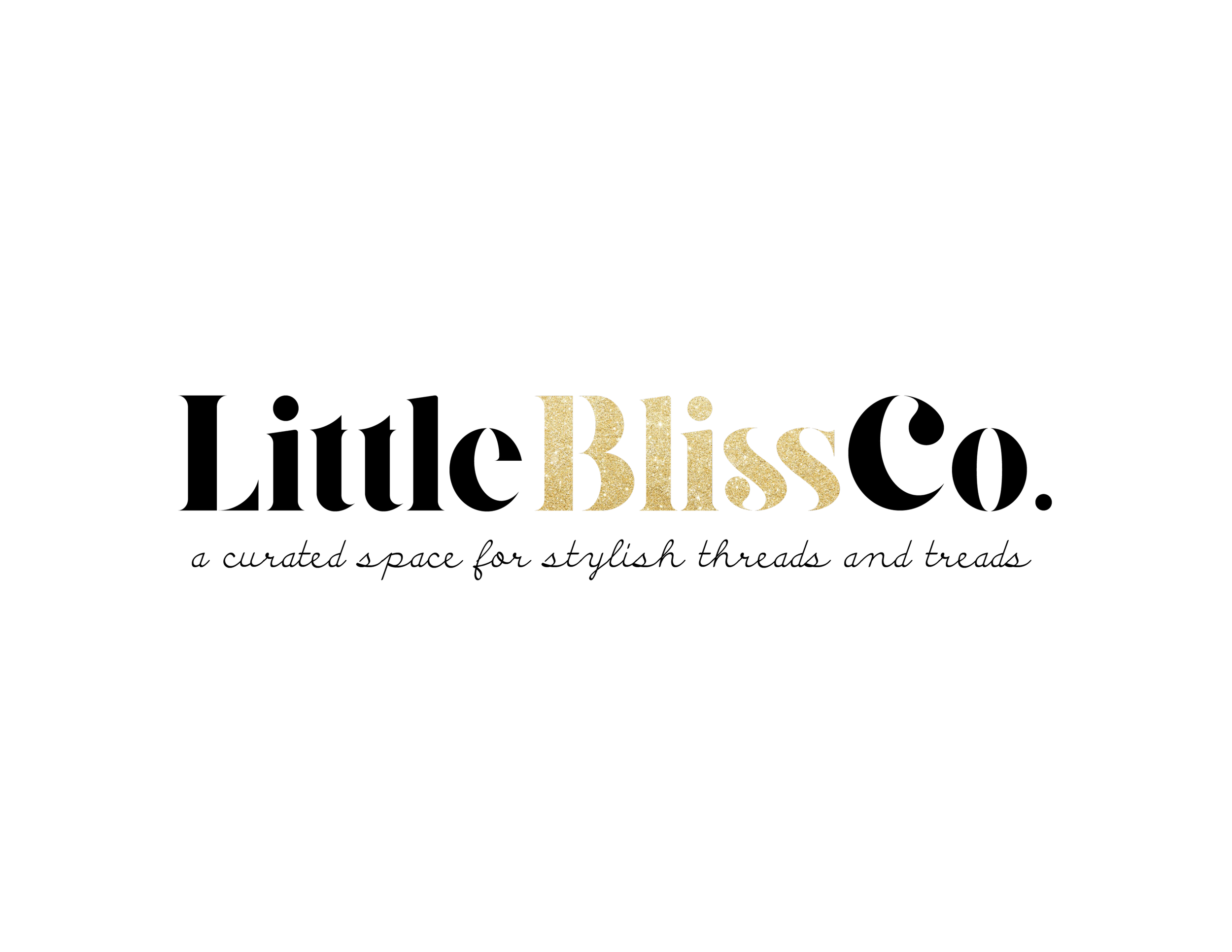 Little Bliss Co. Logo - Kira Hyde