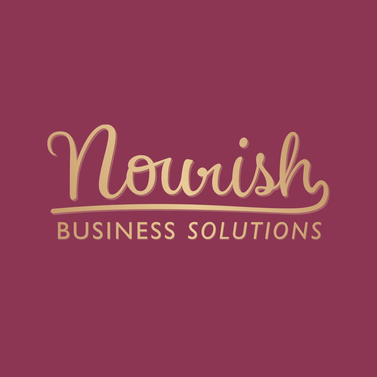 Nourish Business Solutions - Kira Hyde Creative