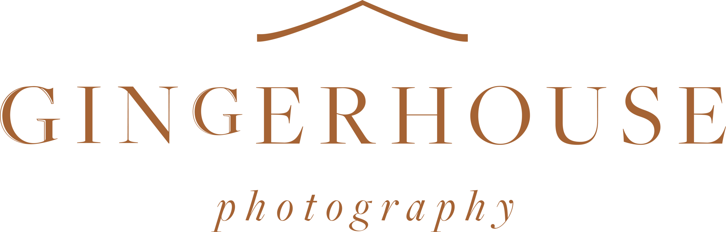 Gingerhouse Photography - KH Creative