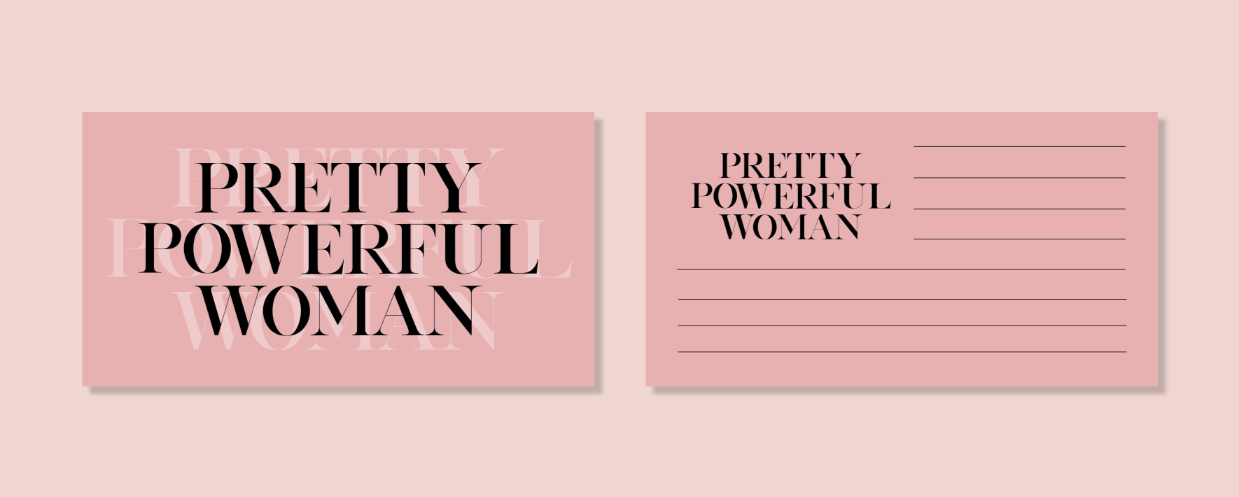 Keri Yang - Pretty Powerful Woman - KH Creative
