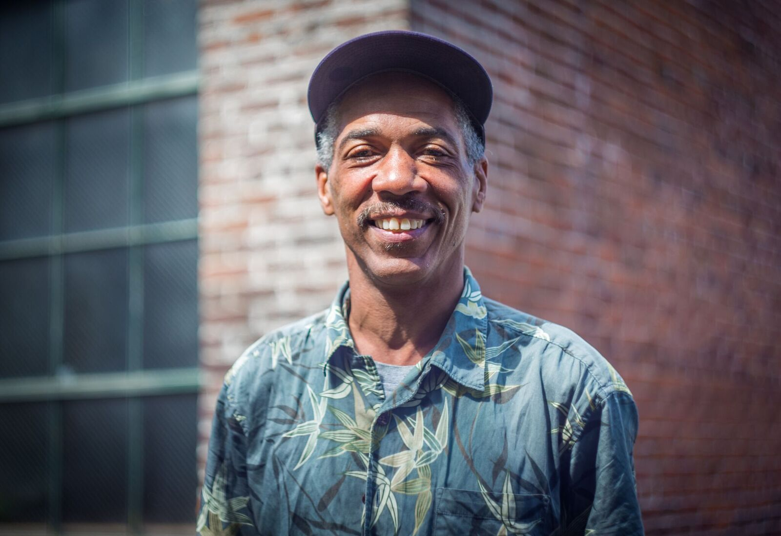 David Gordon. Photo by Jesse Borrell.
