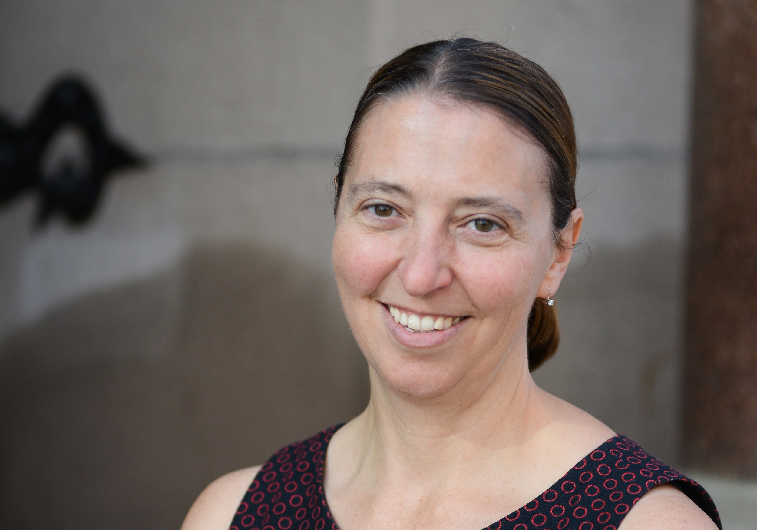 Michelle Stapleton Vice-President, Board of Directors