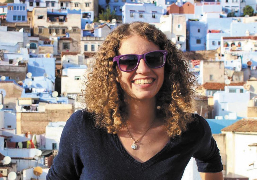 Sarah Ford  Managing Editor