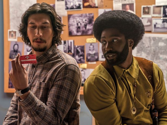 "Ron Stallworth's book ""BlackKklansman"" was adapted into Spike Lee's major motion picture released this year. (Credit: Focus Features)"