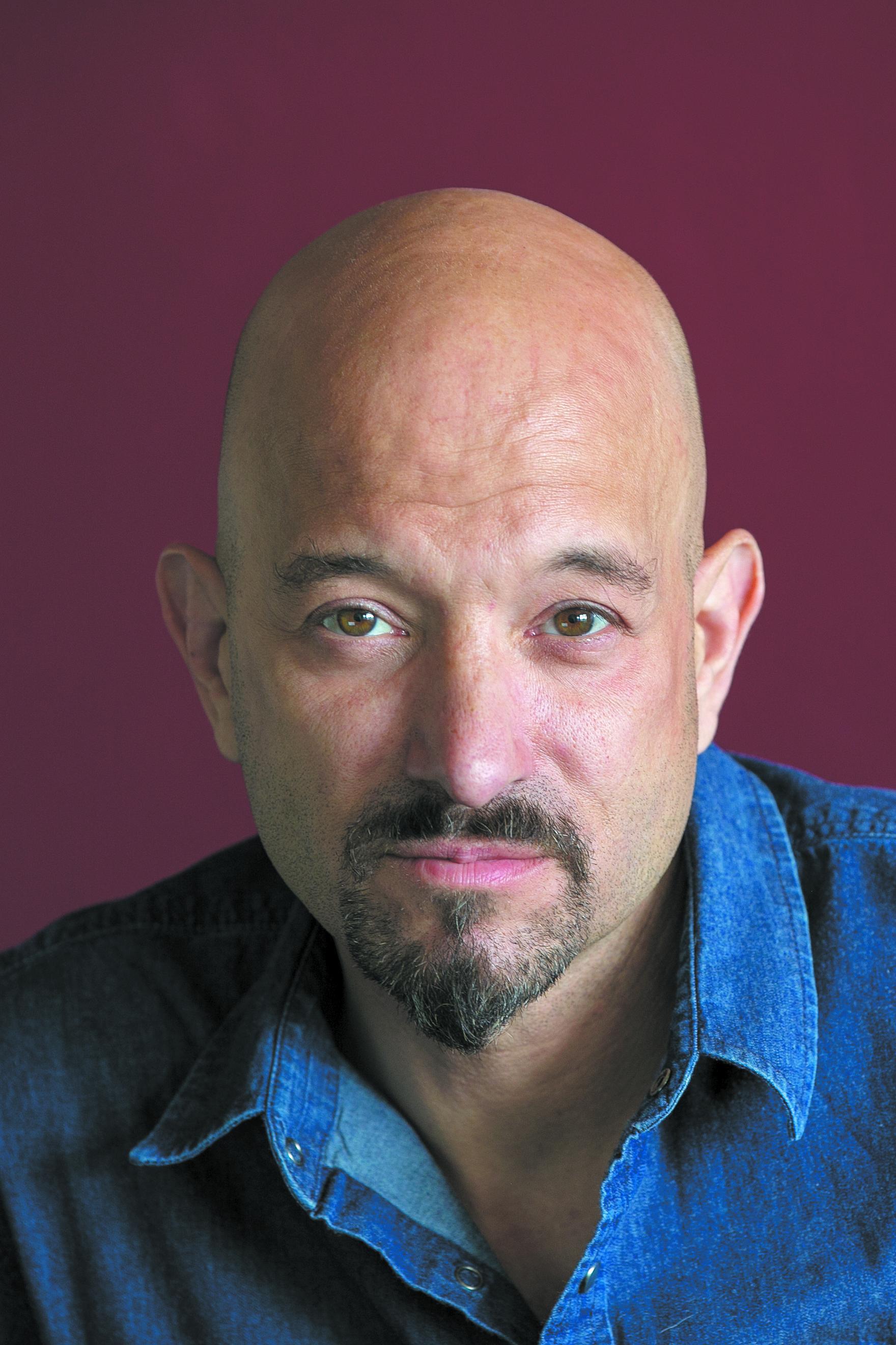 Lawyer Jason Flores-Williams (Credit: Giles Clasen)