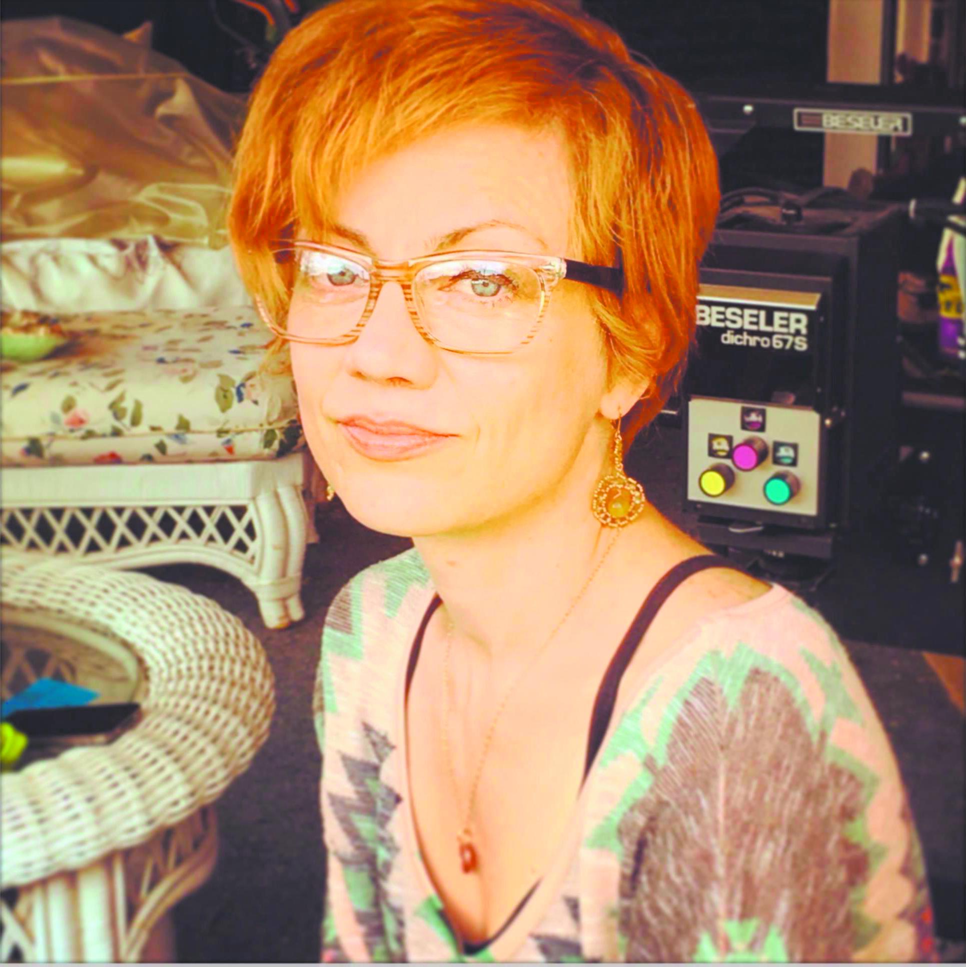 Gretchen Crowe (Credit: Martha Spielman)