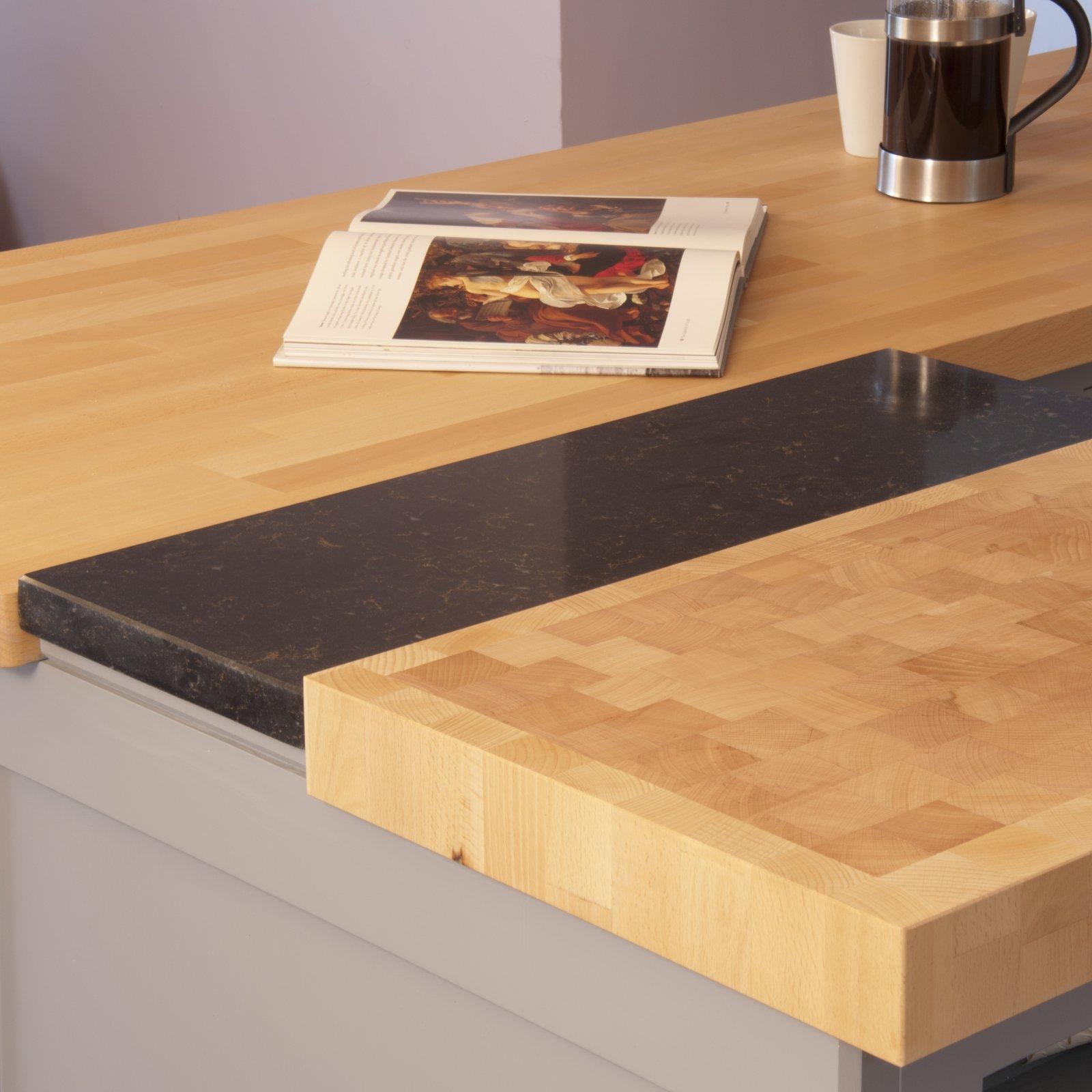 Talisman Woodworks kitchens design counter