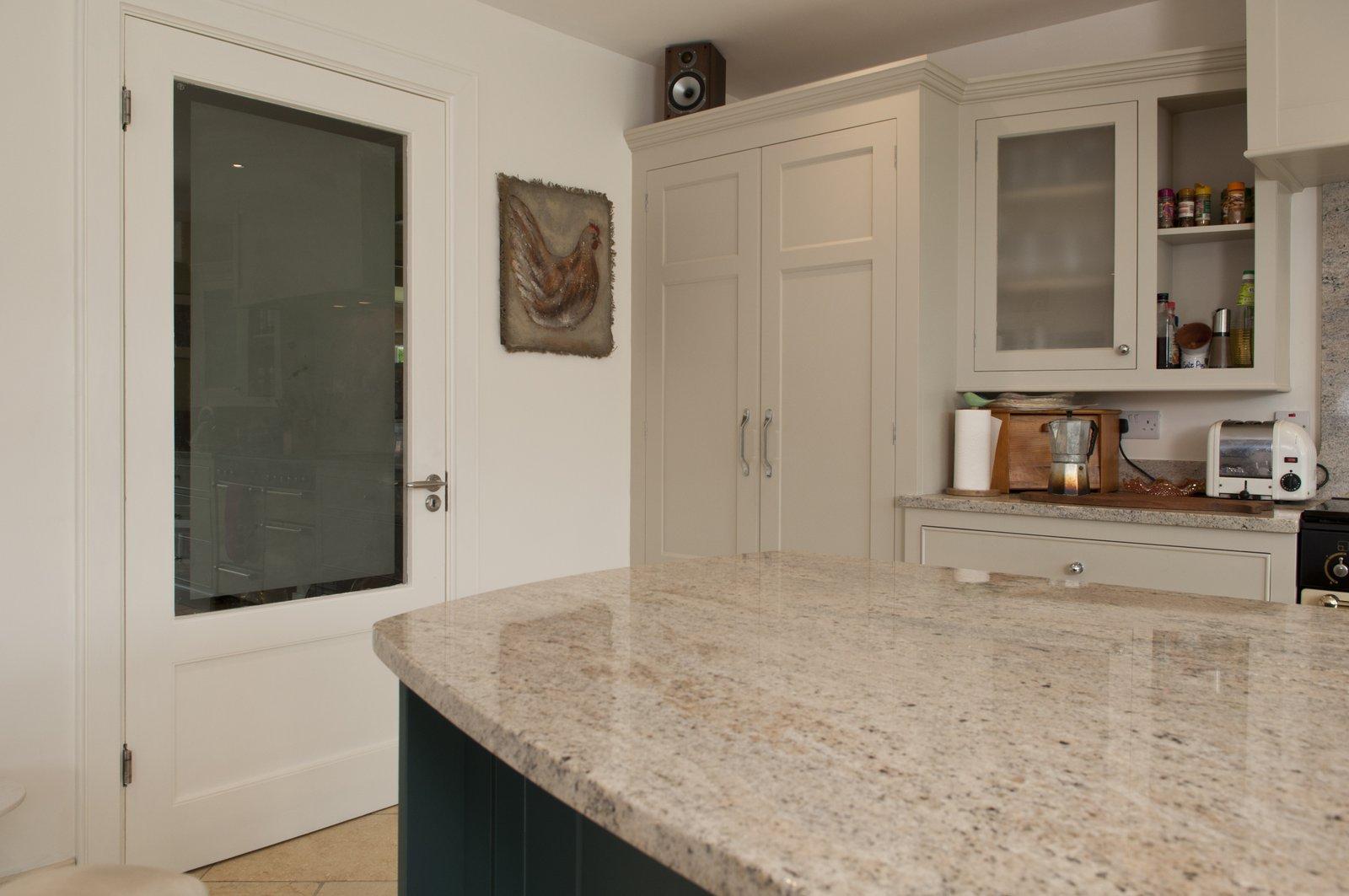 Handmade kitchen units bespoke, Talisman Woodworks