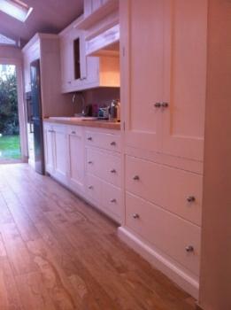 Handmade bespoke kitchens, Talisman Woodworks
