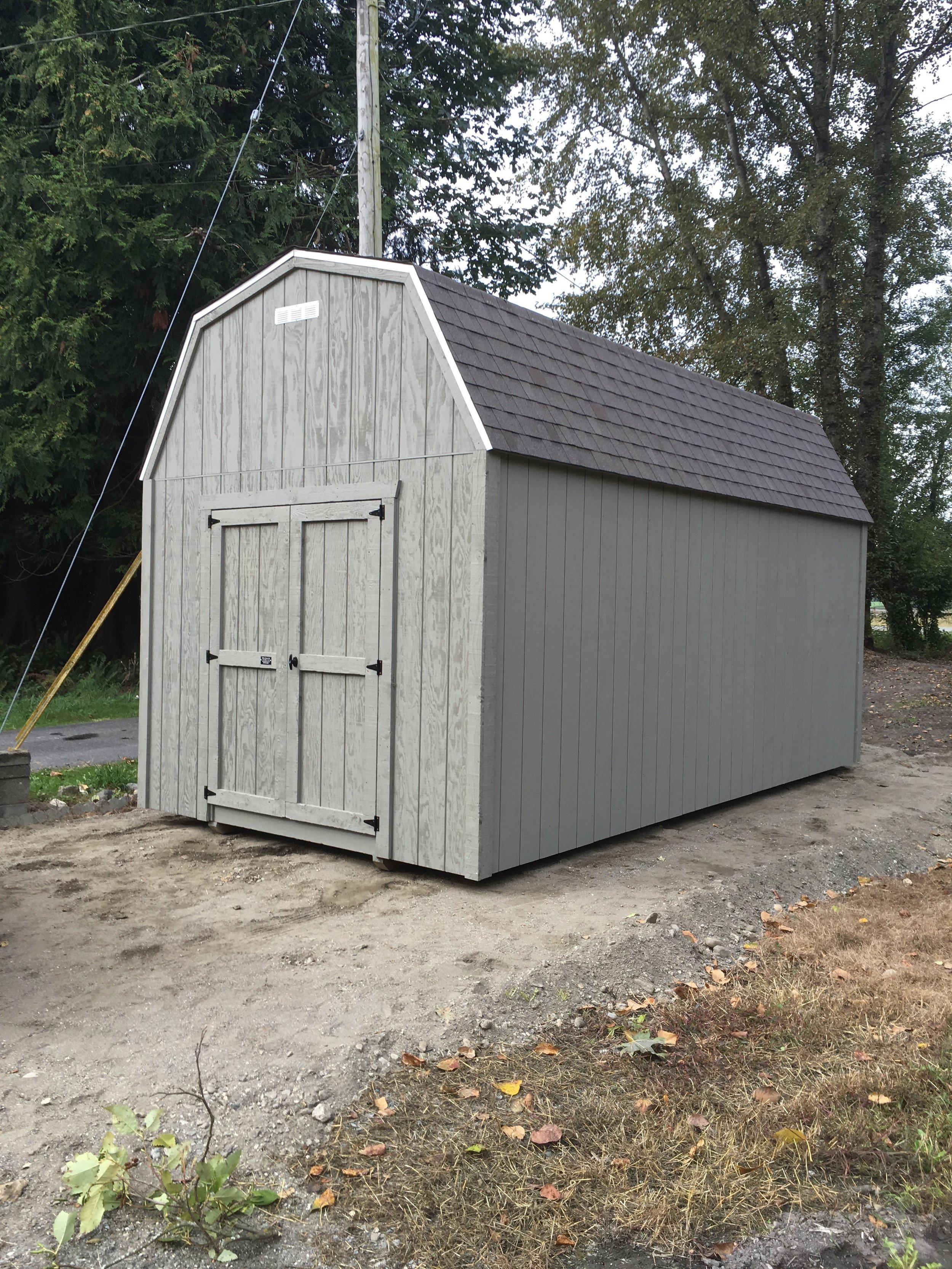 Miller Barns-Miller Barns Custom Shed Home Page