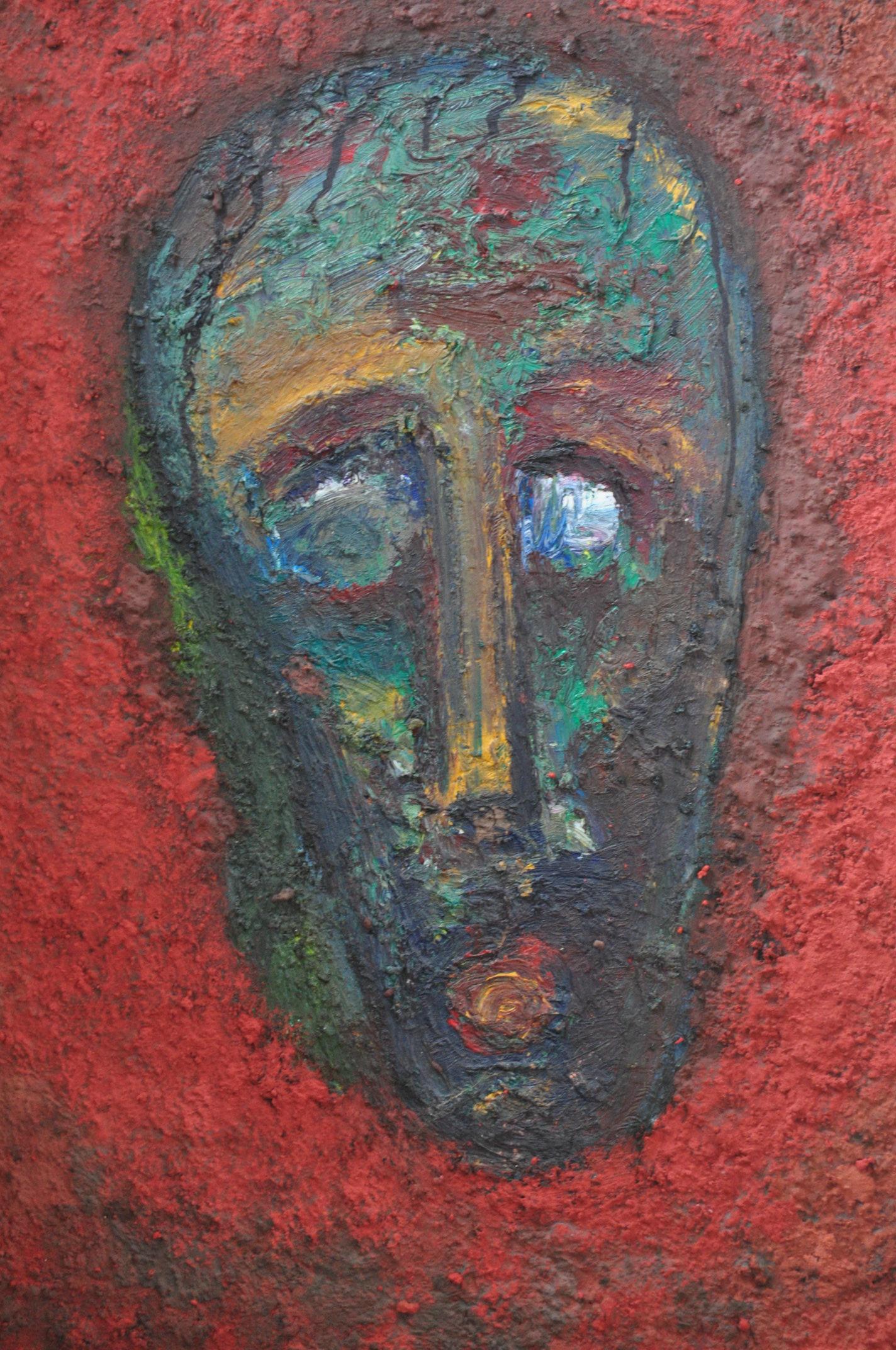 """Forgotten Man 1989- 2014  He took part in many other group shows including  The London Group  tour 1987;  Celtic Vision Tour  1986/1987/1988. Modern Irish Painting,  Dillon Gallery , 1995; and  Skopje Museum of Contemporary Art , Republic of Macedonia, 1996.  Art Cosmopolis  RDS Dublin Ireland,  FÍS  2008/9 CUC Liverpool.  Kilkenny Arts Festival -Shankill Castle  2012 -  Gallery Different  –London 2012/13/14. Selected  """"What's the Point! """" London 2014.. Selected  """"MAC""""  Belfast 2014. Selected  The Gallery Print Centre  – Gallery Opening London 2015 - Selected Finalist  Brisbane Art Prize  2015."""