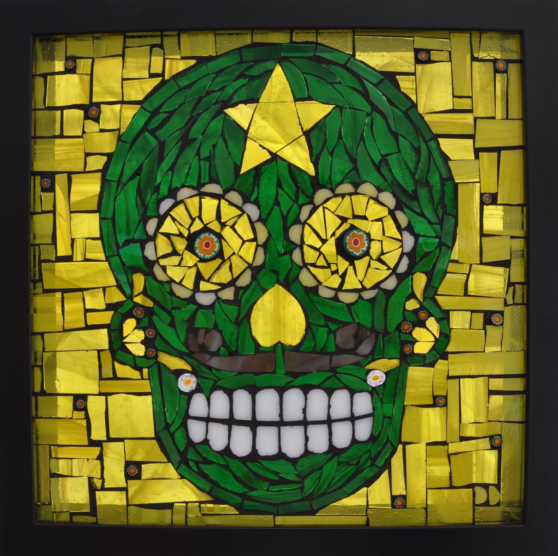 Sugar Skull - A's