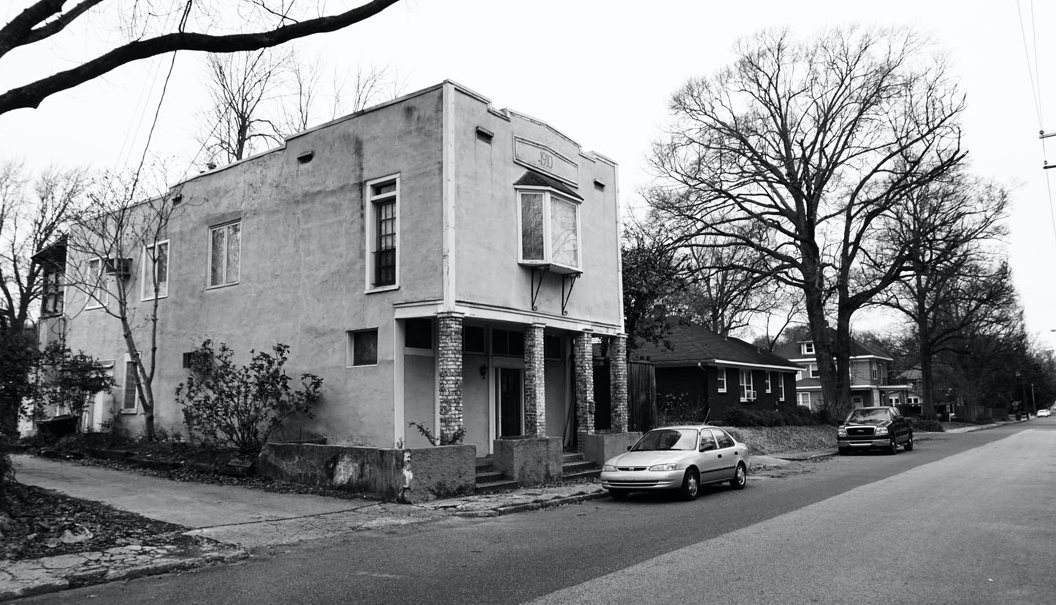 The original Central Group moved to this 633 Rembert location midtown in 1971.