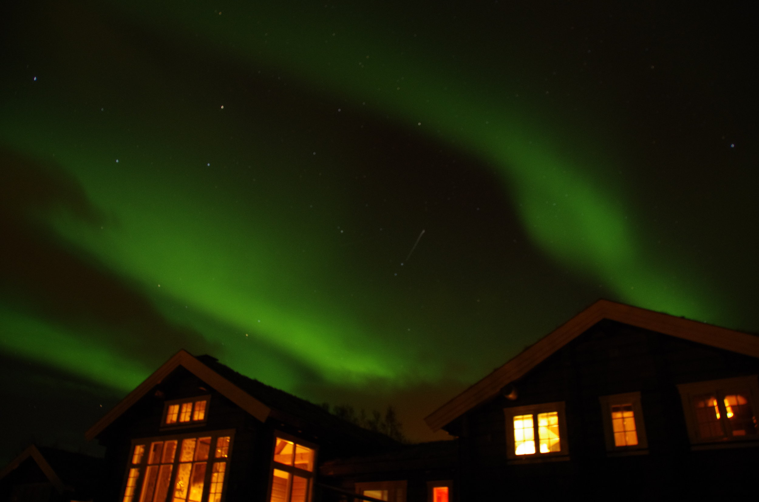 Northern Lights Lyngen Lodge