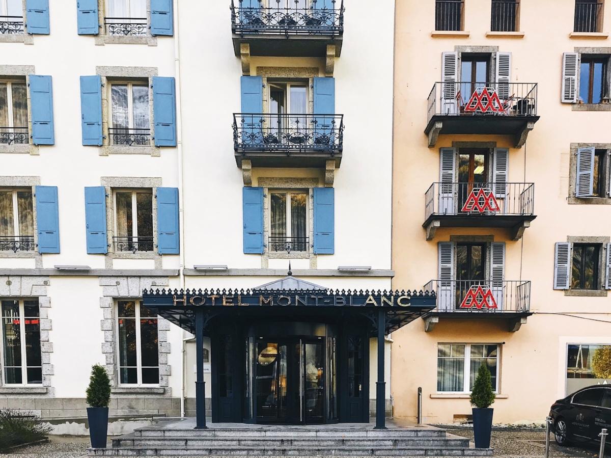 Hotel Mont Blanc - Chamonix