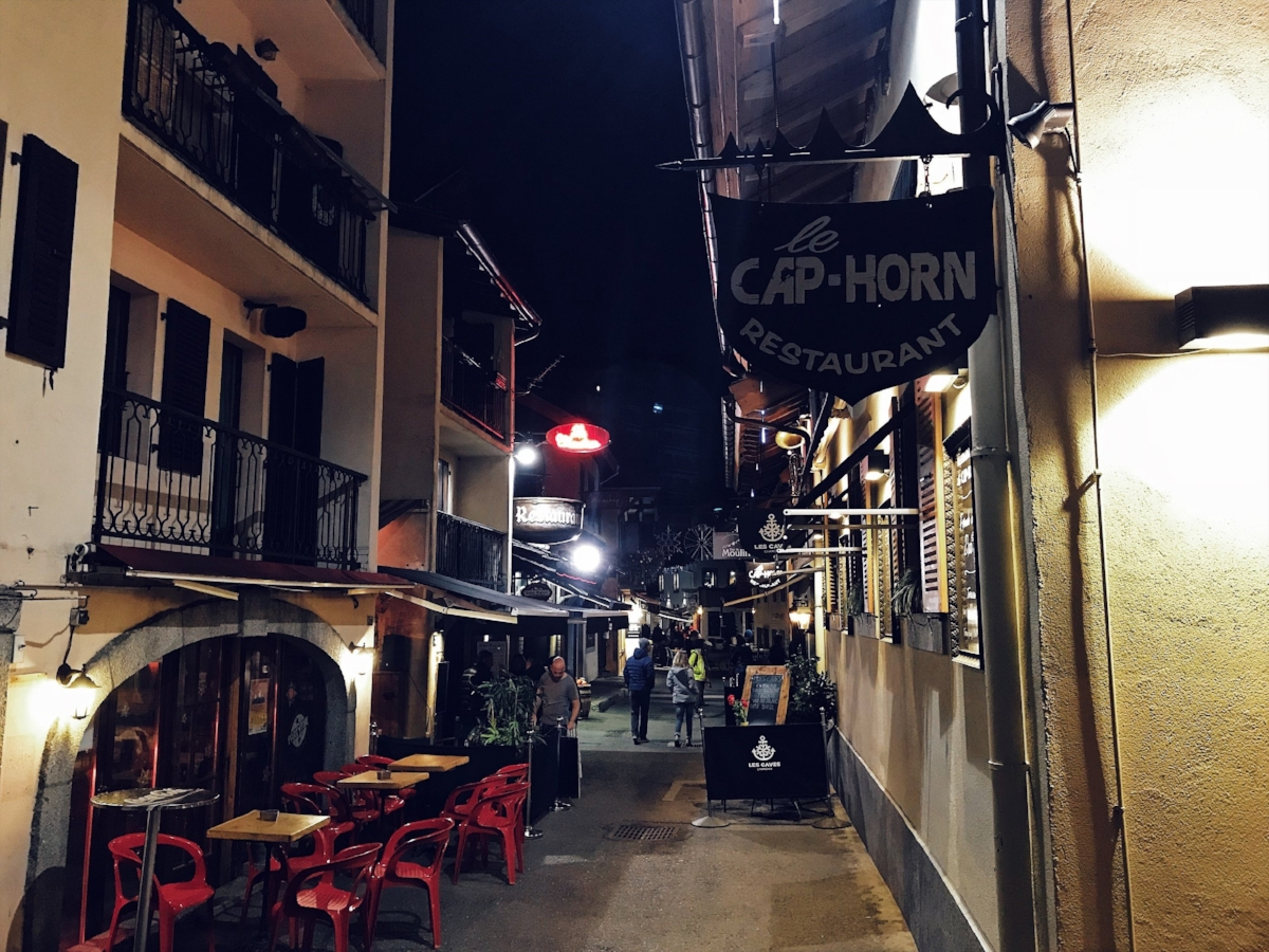 Le Cap Horn Chamonix