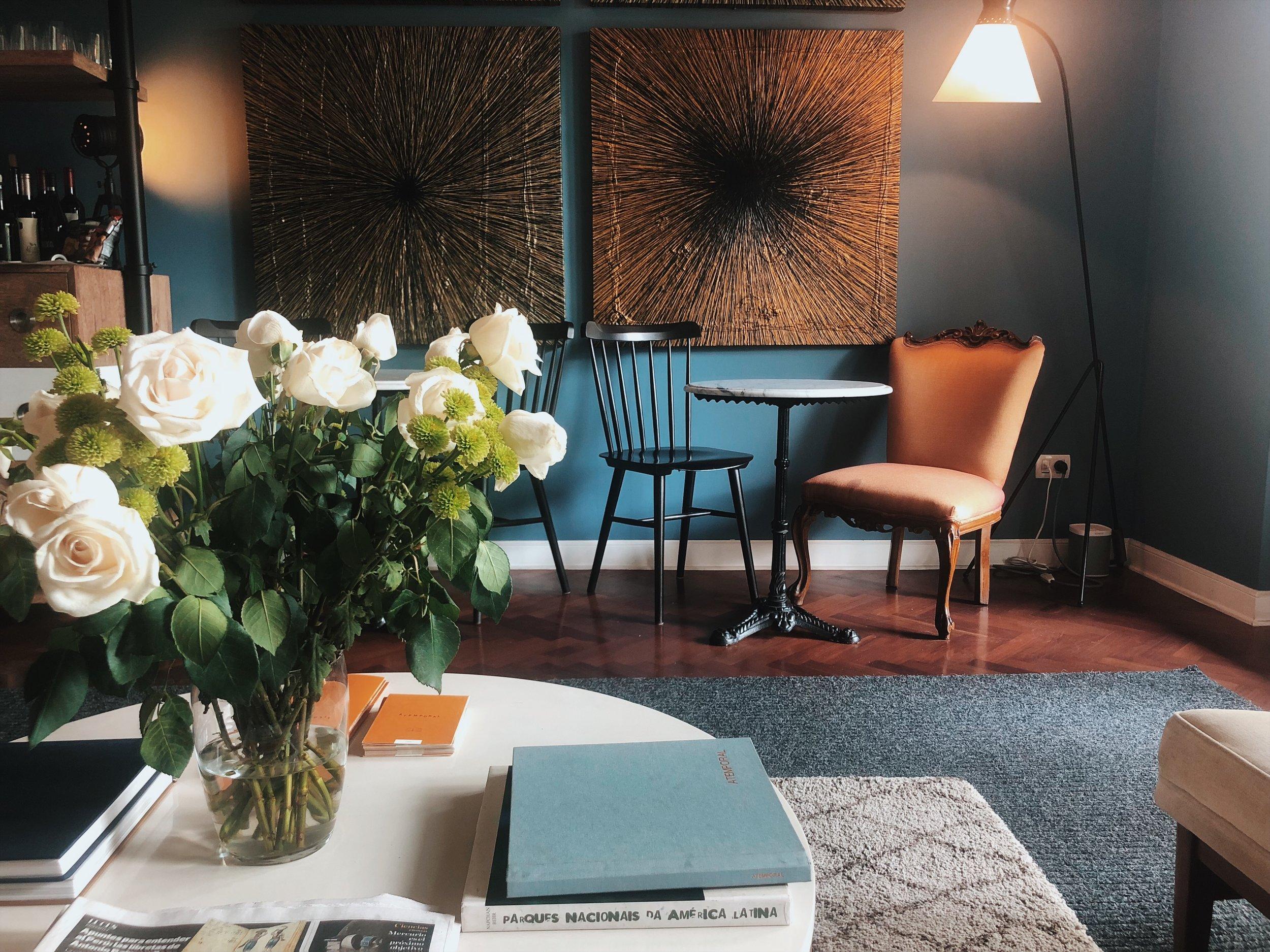 Lounge at Atemporal