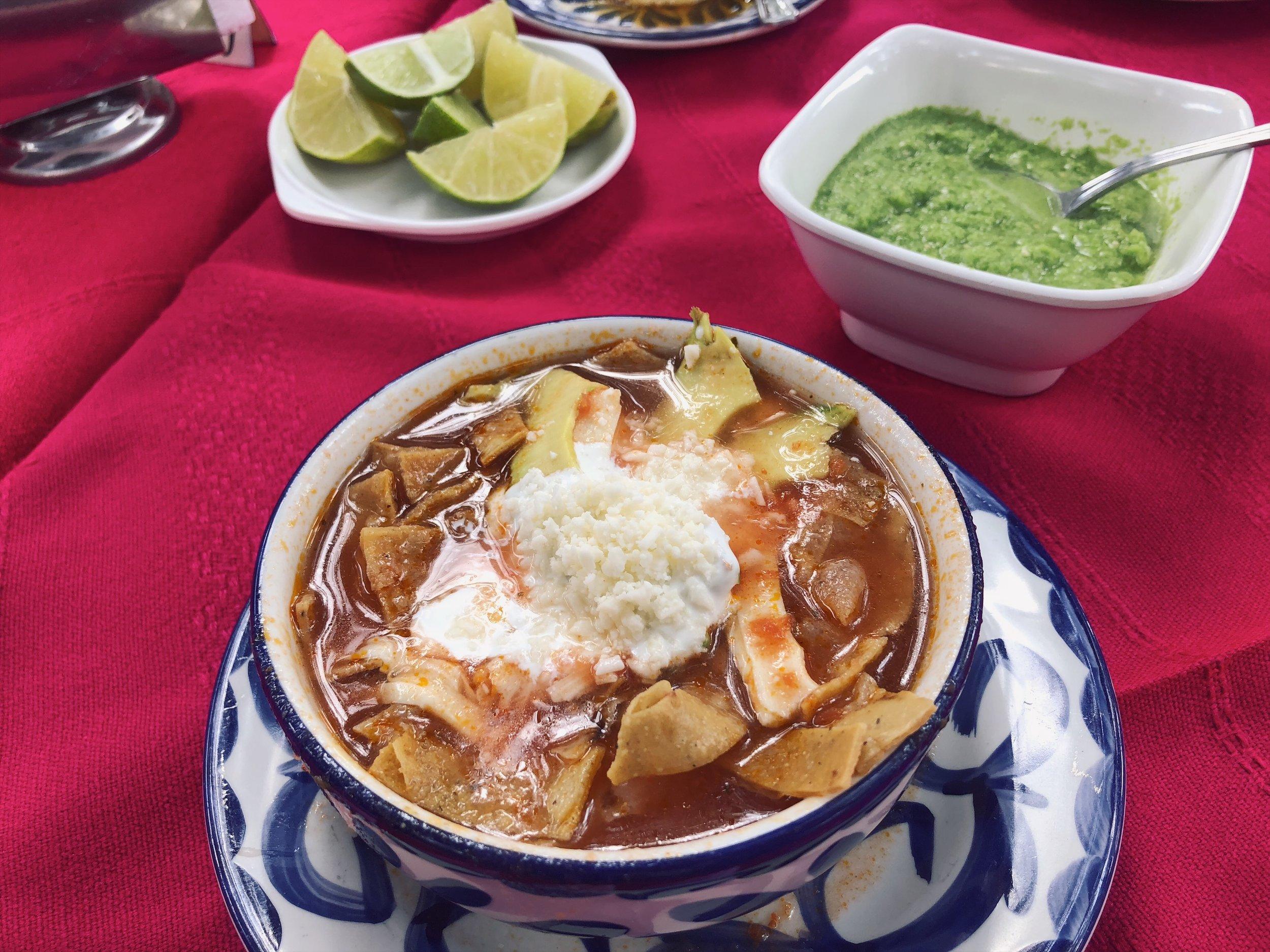 mexico city aztec pyramids tortilla soup ctss