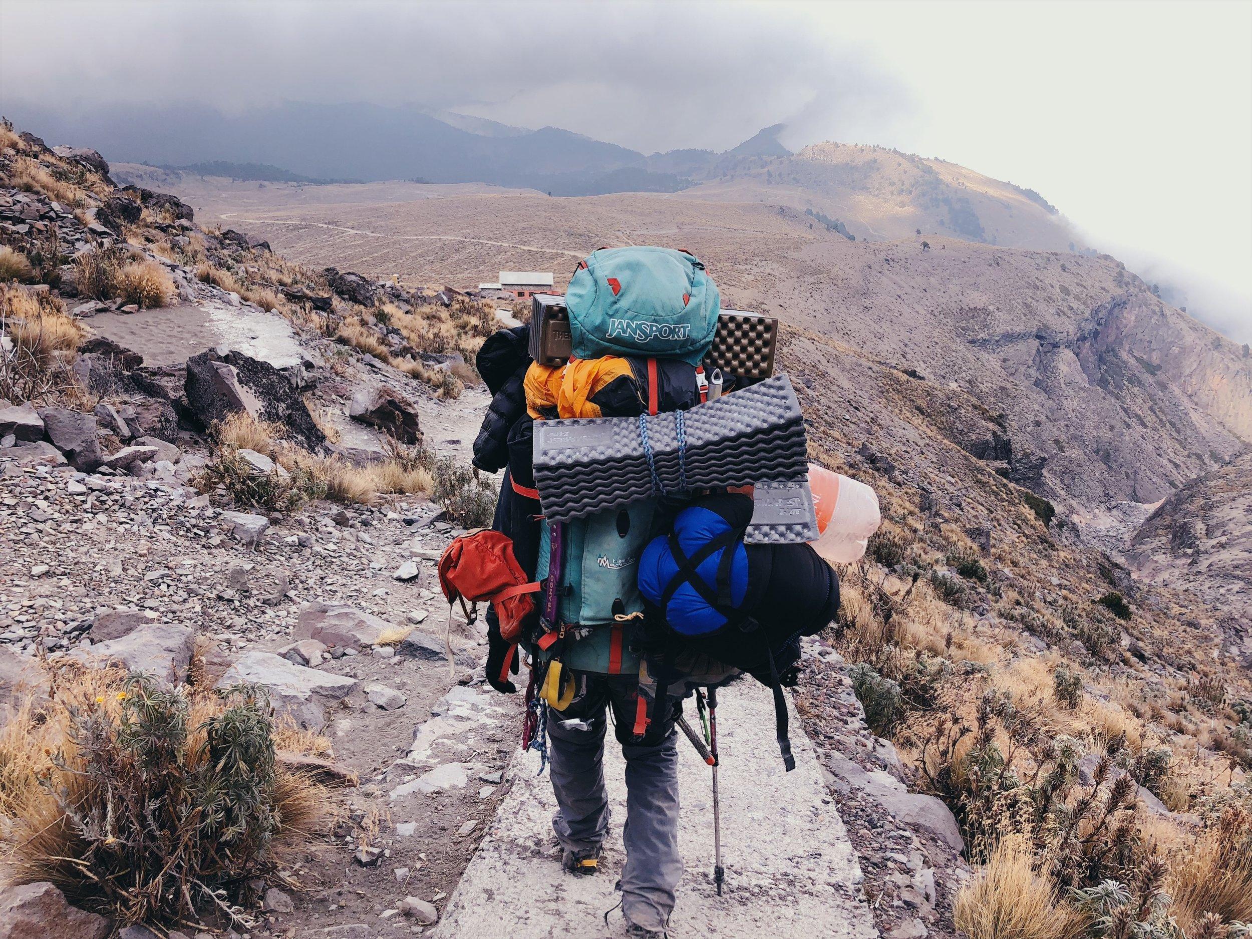 orizaba descent summit ctss