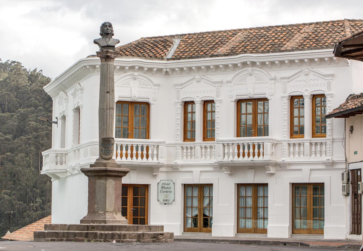 MAMA CUCHARA - QUITO, ECUADOR