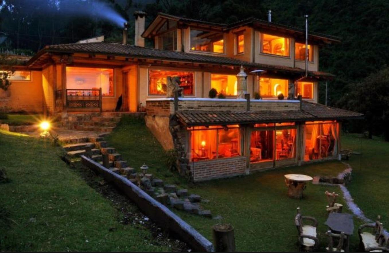 HACIENDA RUMILOMA - QUITO, ECUADOR