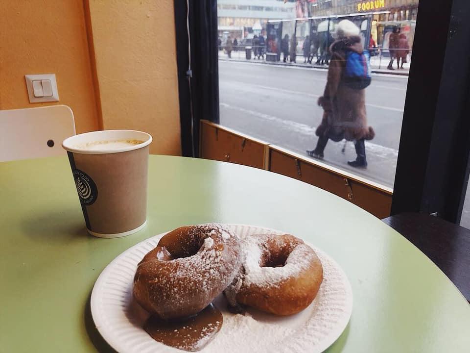 Pontsik doughnuts