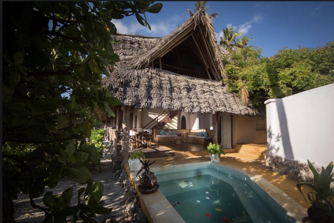SEVI BOUTIQUE HOTEL - MATEMWE, TANZANIA
