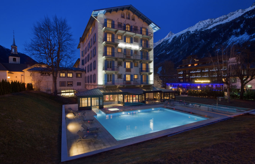 HOTEL MONT BLANC CHAMONIX - CHAMONIX, FRANCE
