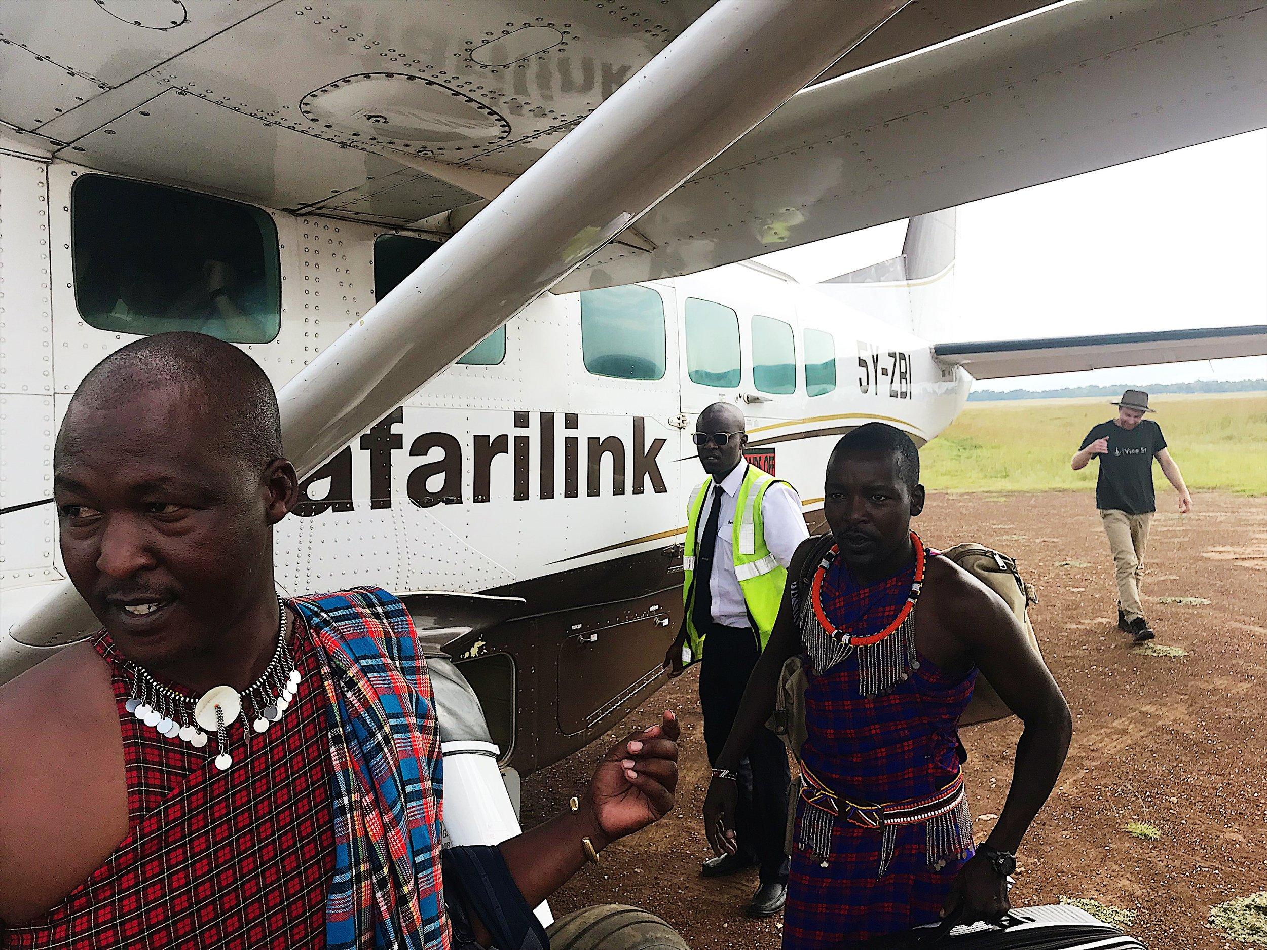 safarilink masai mara nairobi sentinel camp