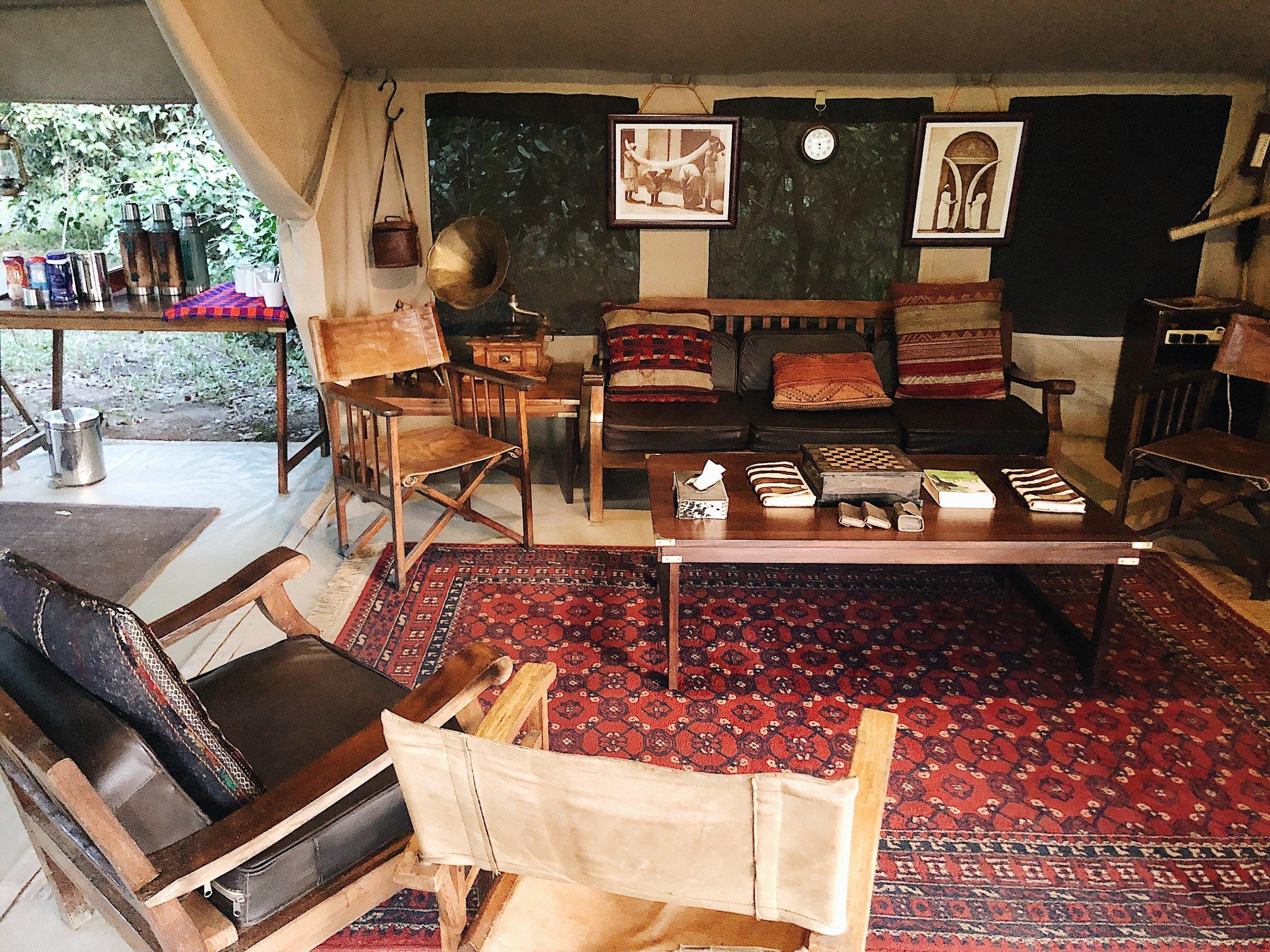 sentinel mara masai mara kenya camp safari