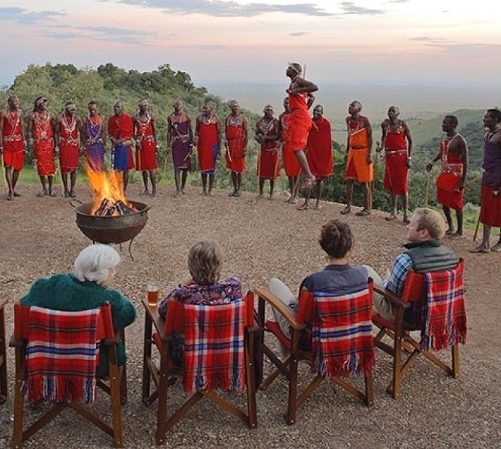 ANGAMA MARA - MASAI MARA, KENYA