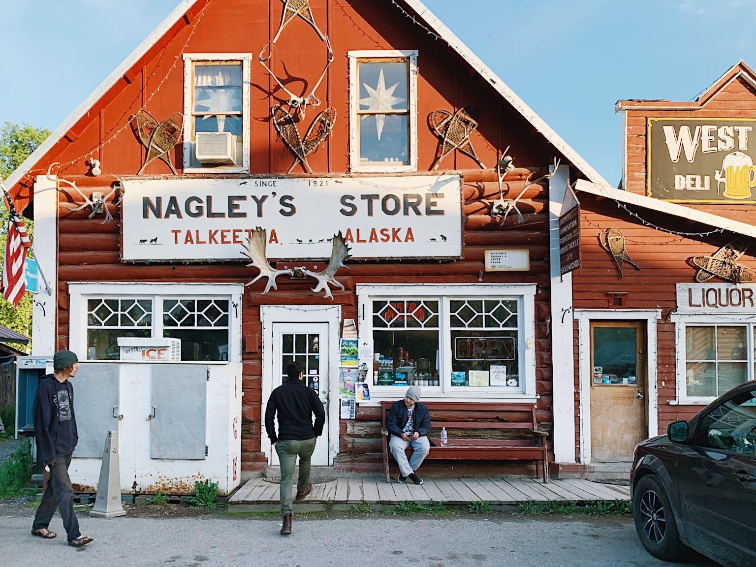 fairview inn nagleys store talkeetna alaska