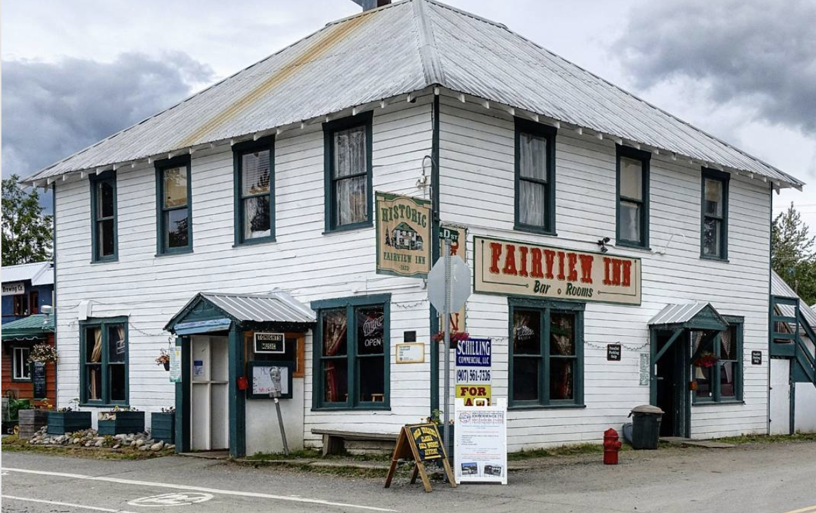fairview inn talkeetna alaska