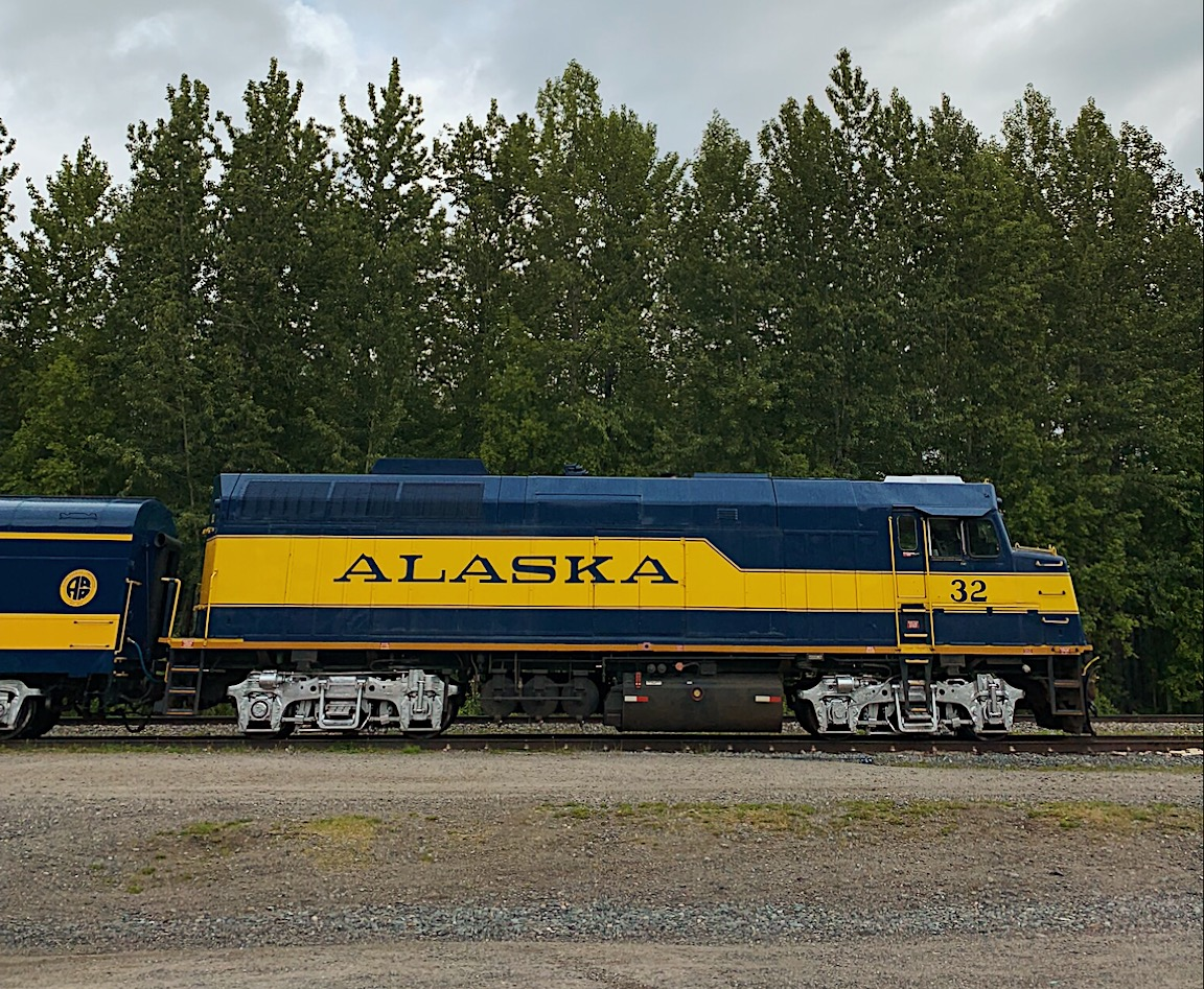 talkeetna alaska train