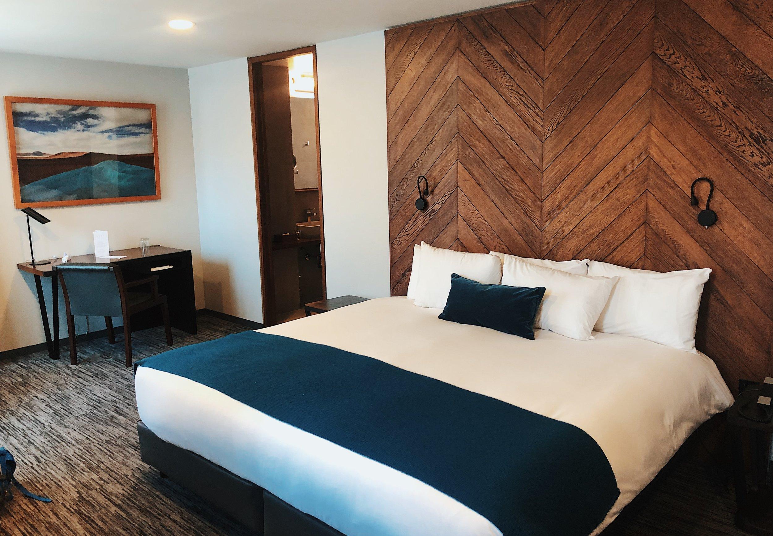 Atix Hotel room