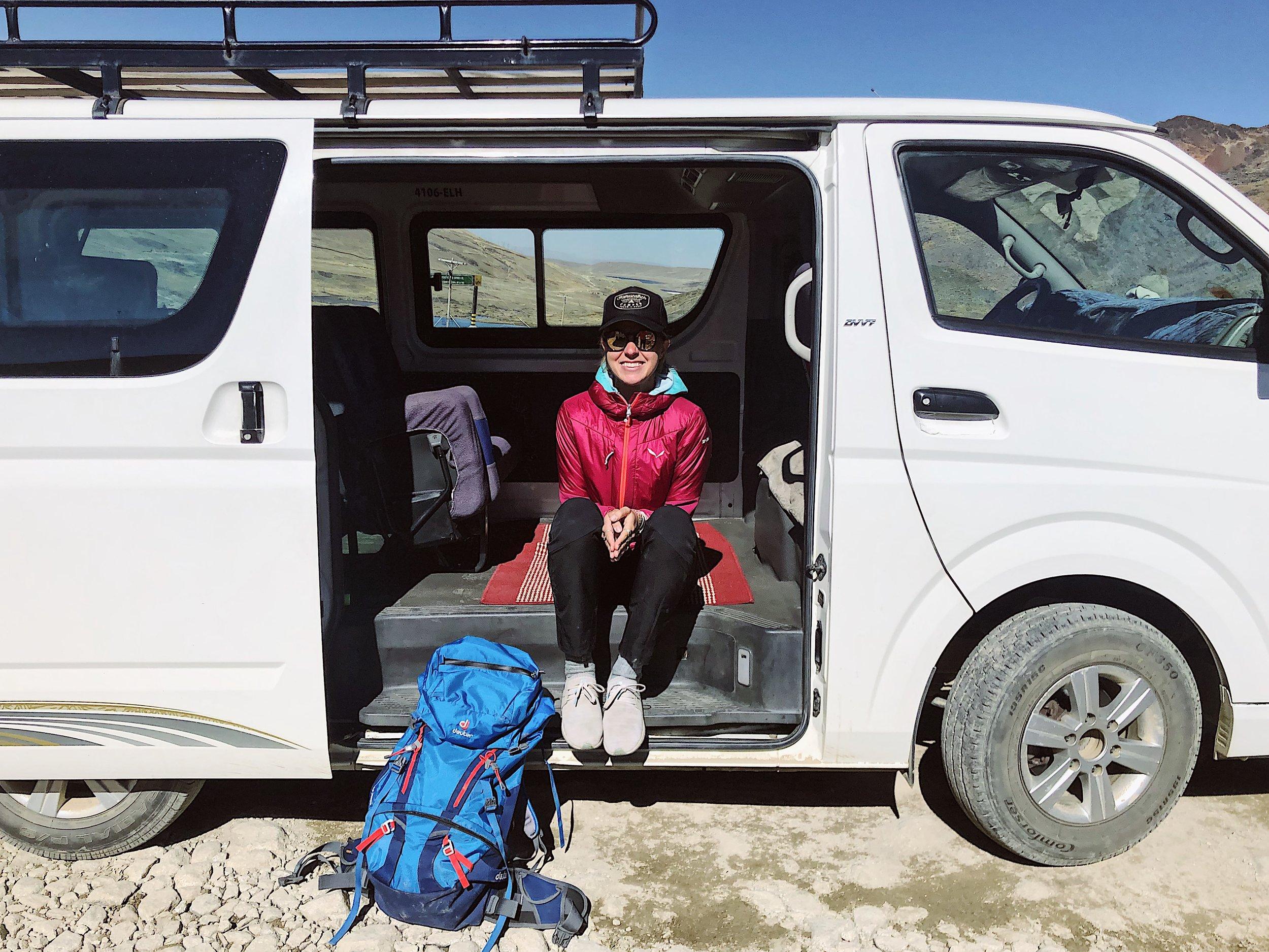Huayna Potosi Base Camp