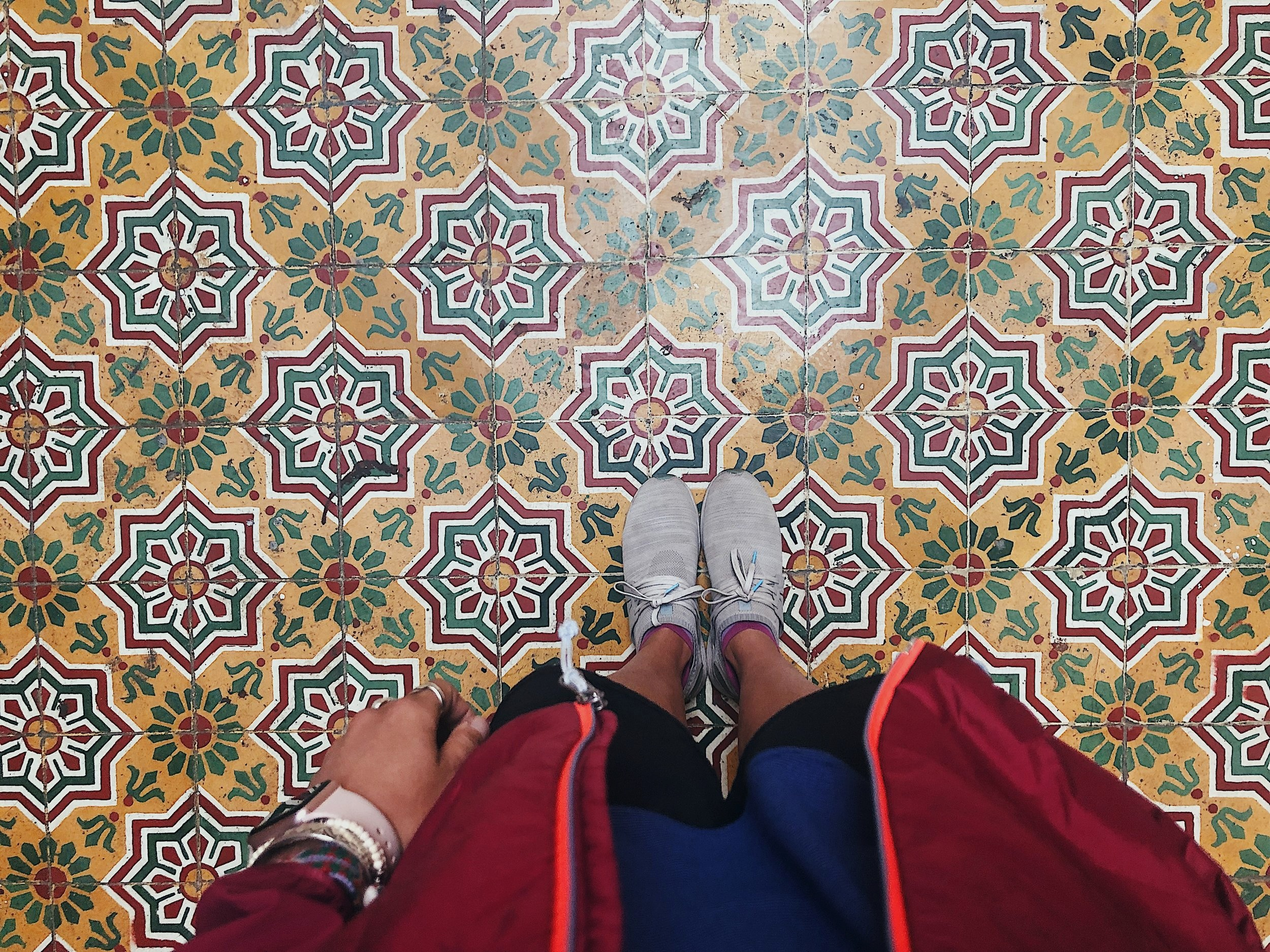 Fun floors at Loki