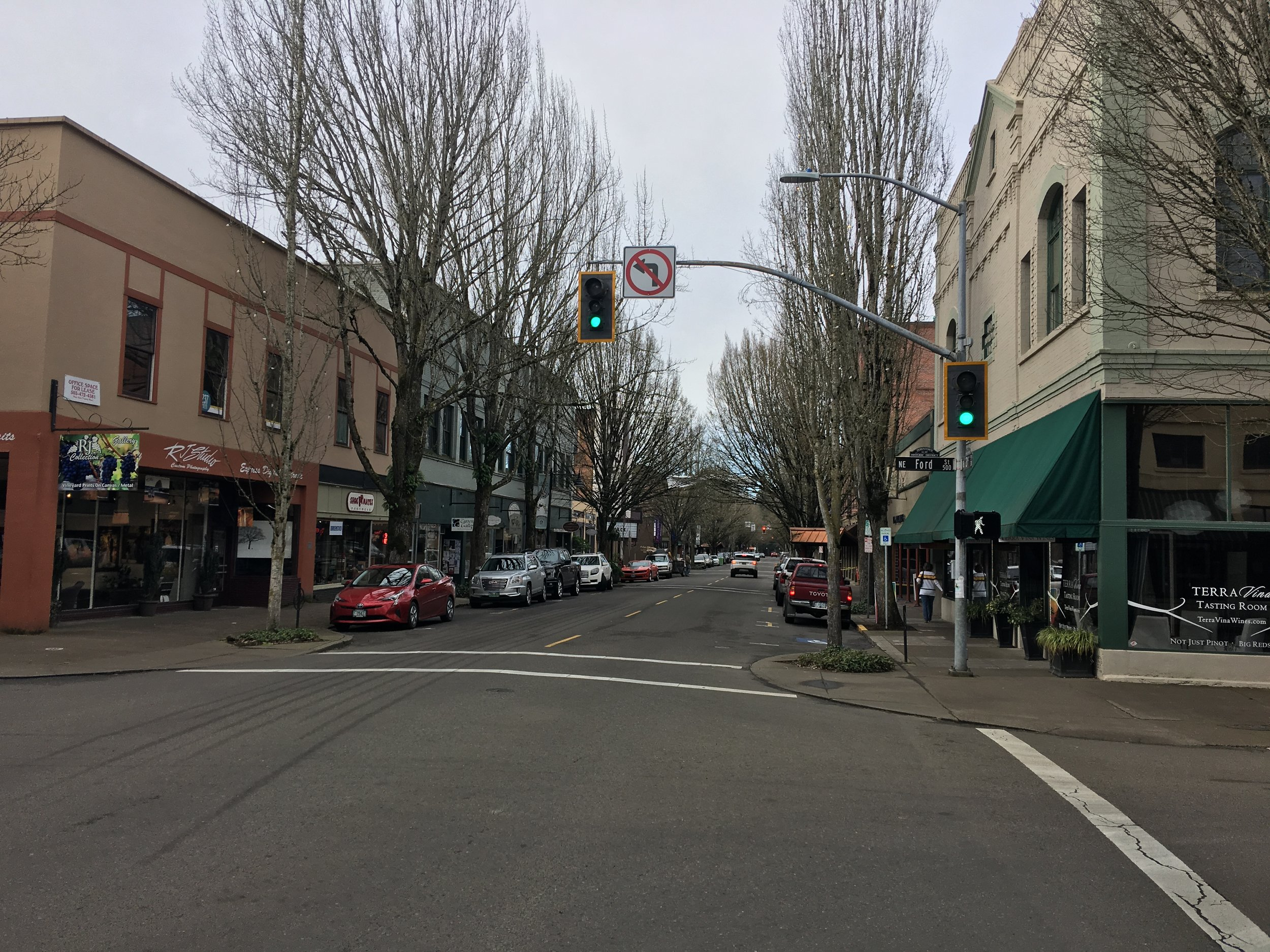 McMinnville Preservation Plan & Intensive Level Survey