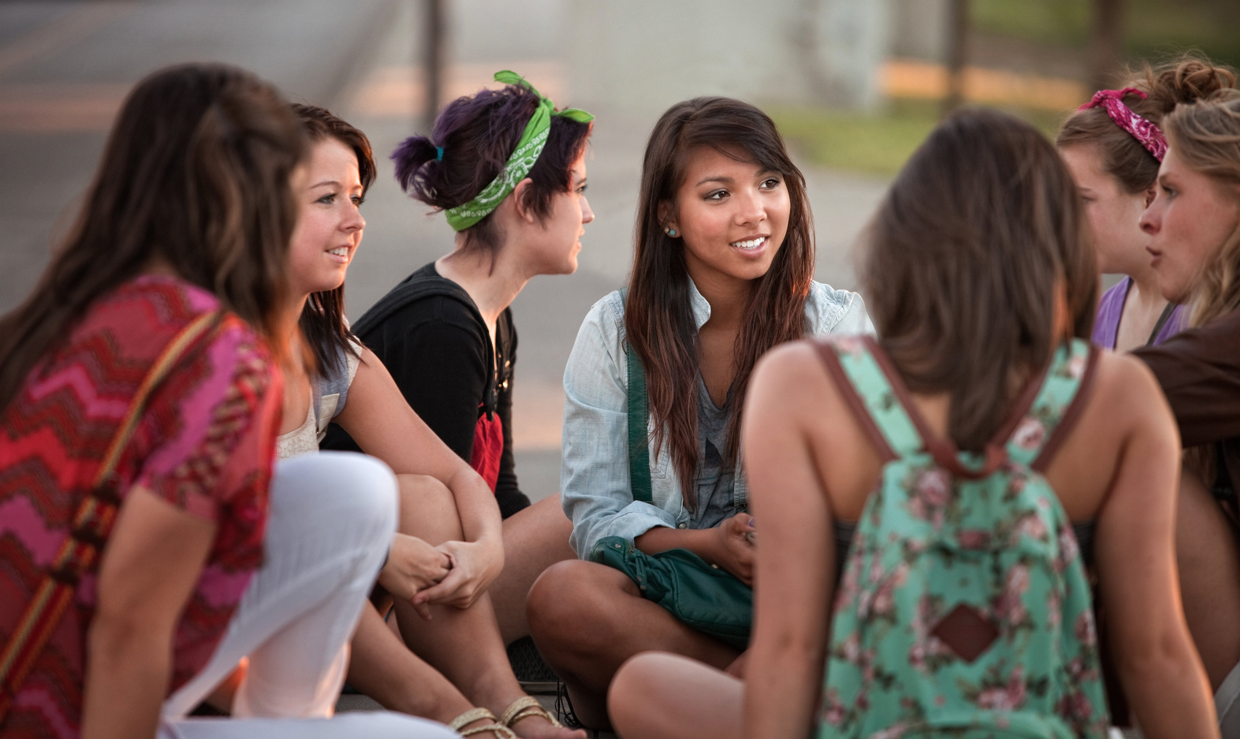 Therapeutic Empowerment Groups for Teen Girls -