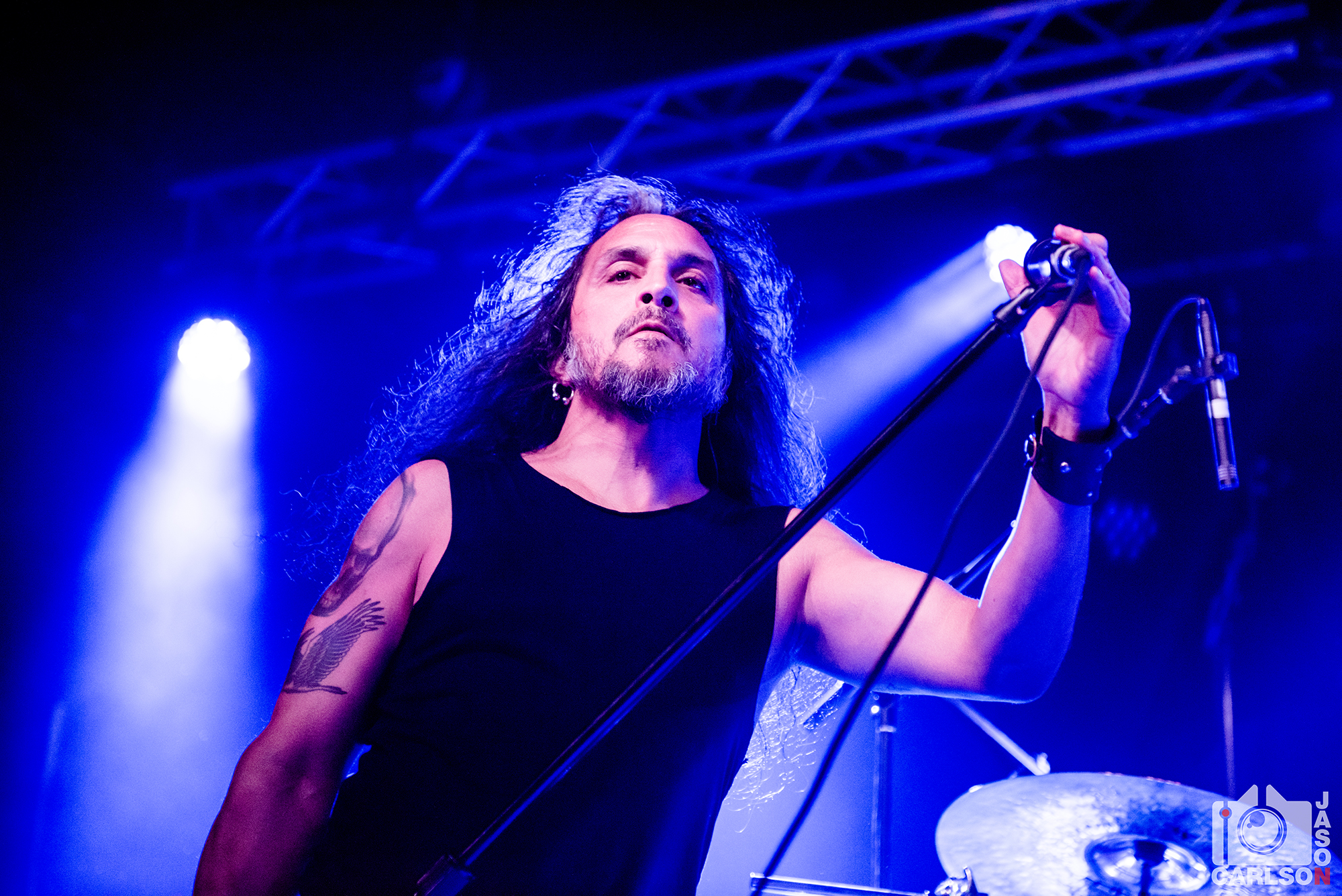 Death Angel    - Concord Music Hall - Chicago, IL 2016.09.21